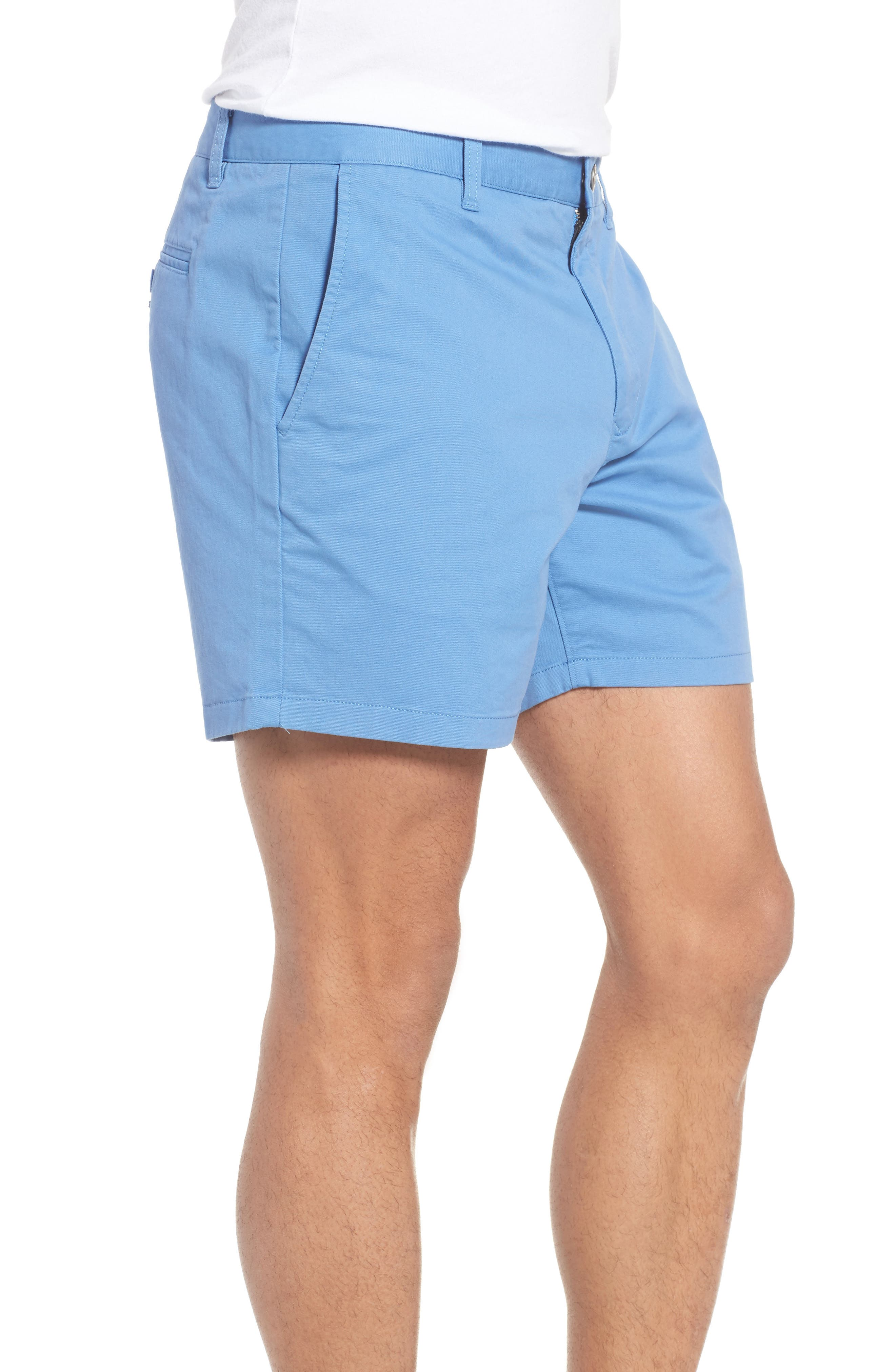 Stretch Washed Chino 5-Inch Shorts,                             Alternate thumbnail 93, color,