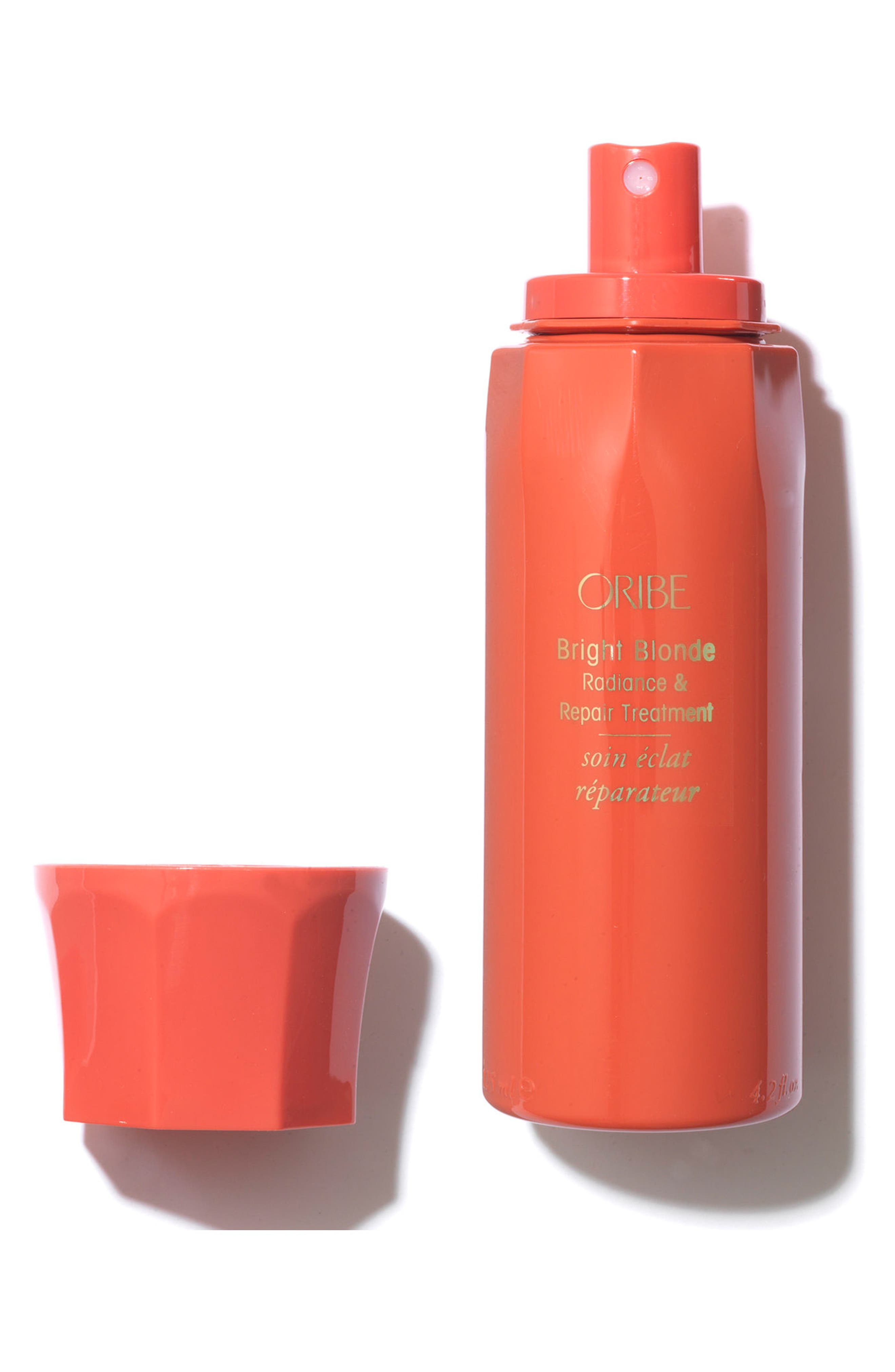 SPACE.NK.apothecary Oribe Bright Blonde Radiance & Repair Treatment,                             Alternate thumbnail 3, color,                             NO COLOR