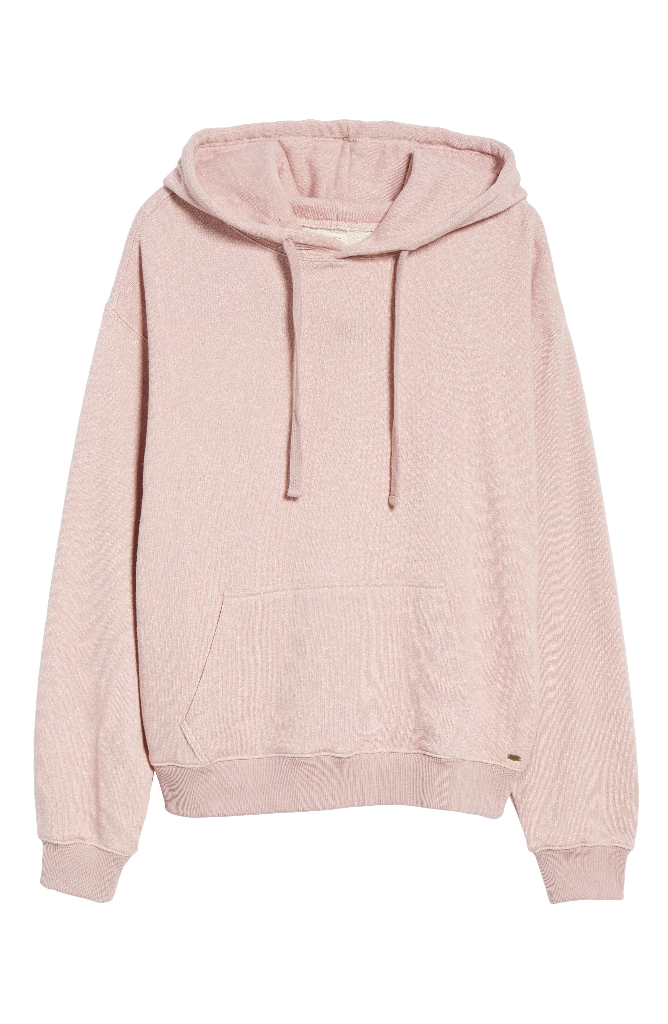 Shelbee Hoodie,                             Alternate thumbnail 6, color,                             DEAUVILLE MAUVE