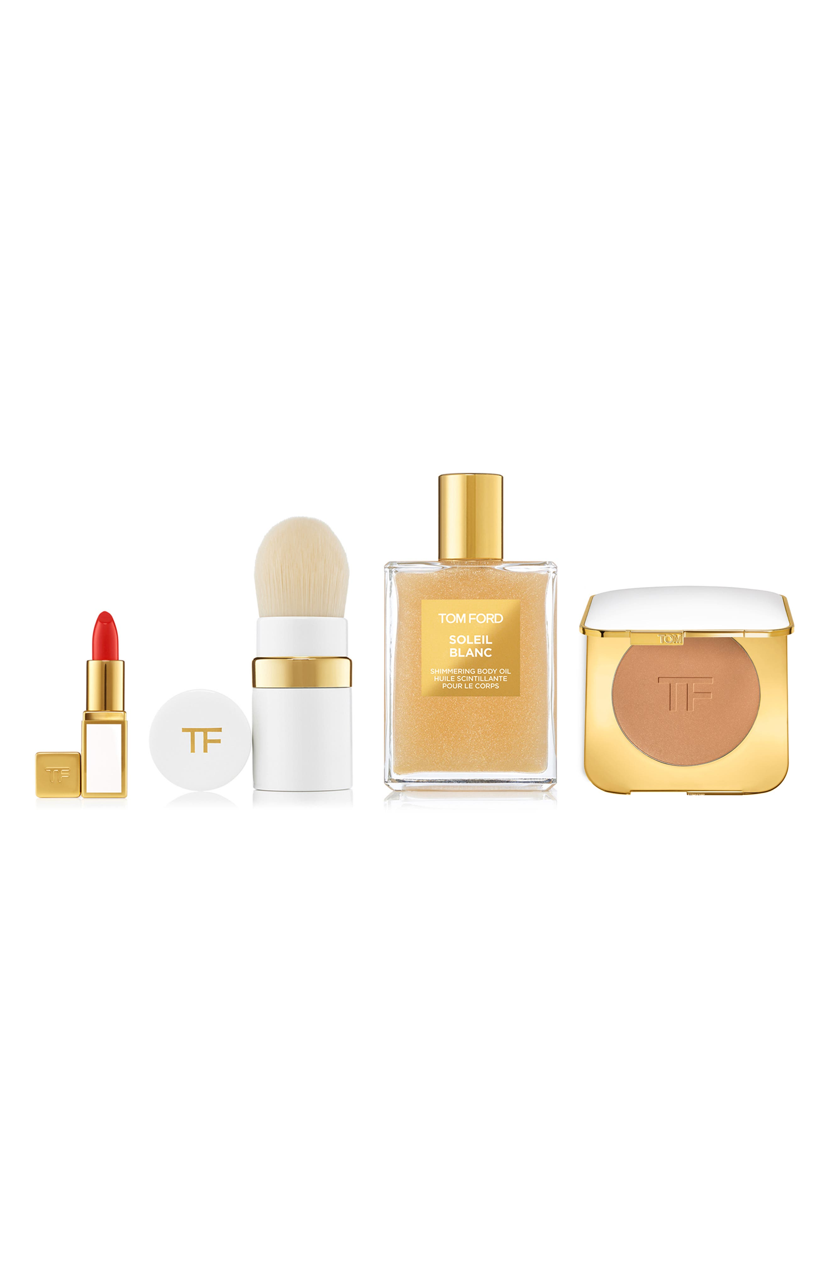 TOM FORD,                             Soleil Shimmer & Bronze Set,                             Main thumbnail 1, color,                             NO COLOR