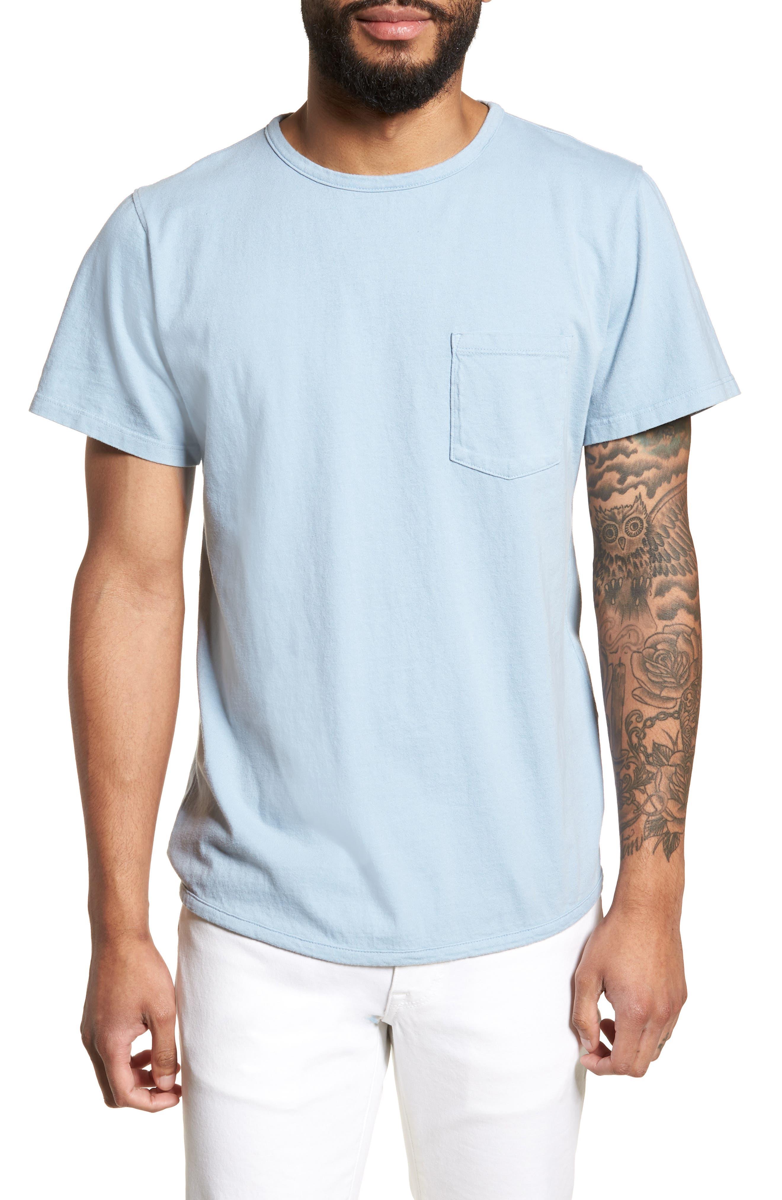 Pocket T-Shirt,                             Main thumbnail 5, color,