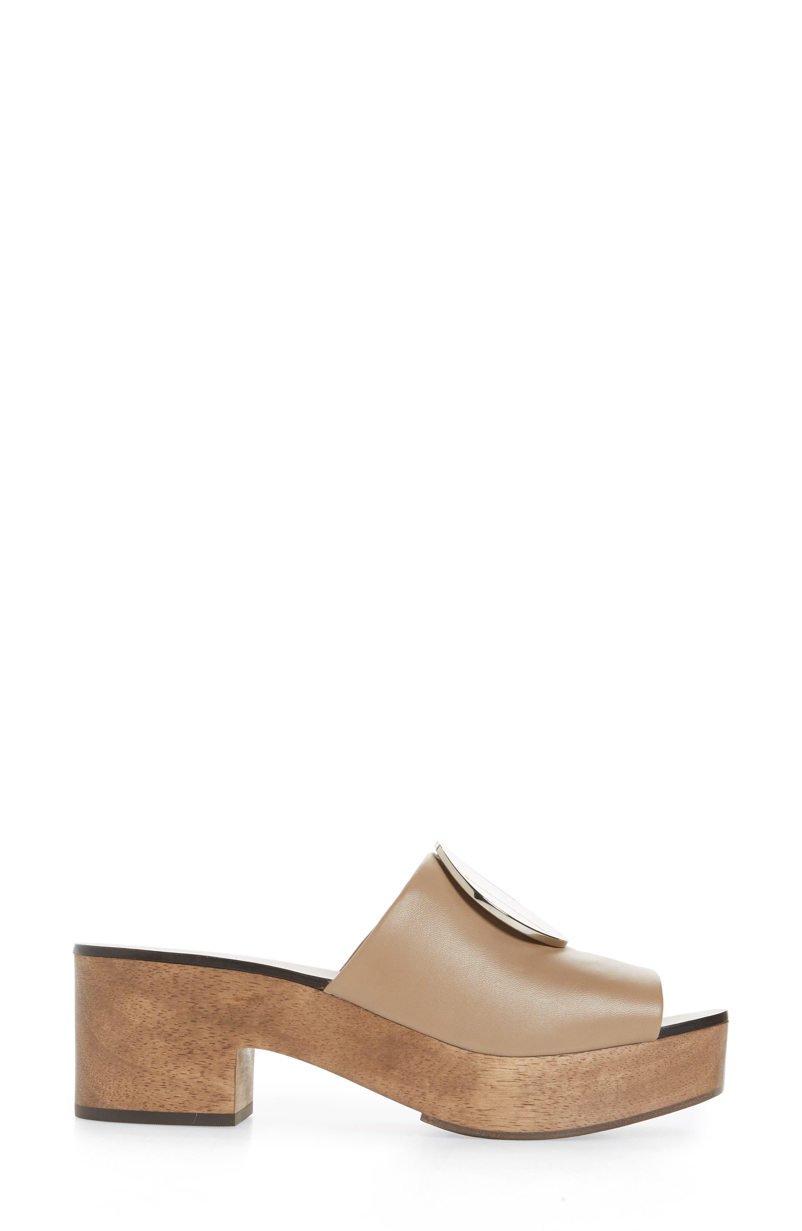 Kamilia Platform Sandal,                             Alternate thumbnail 5, color,