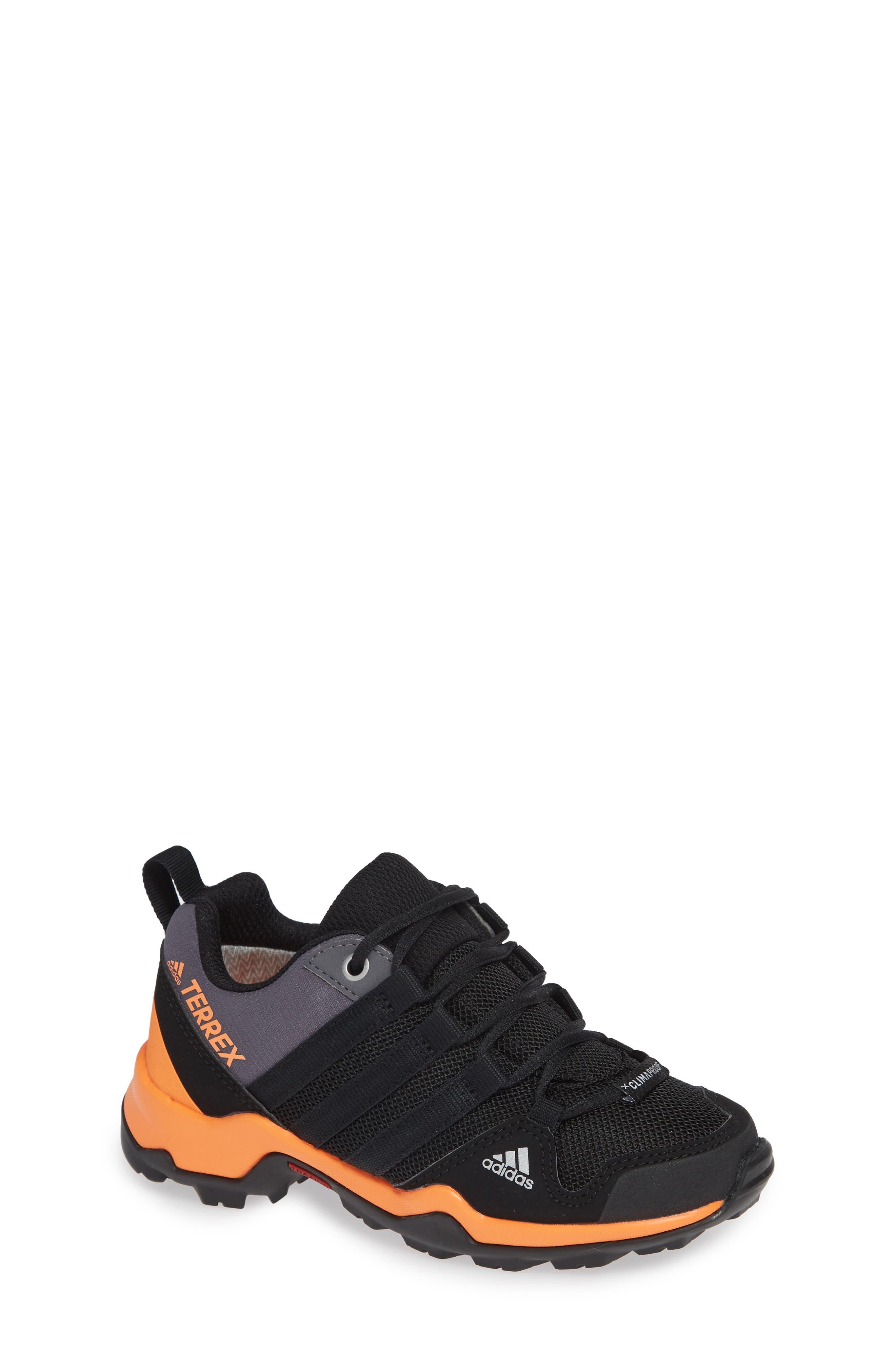 Terrex AX2R CP Sneaker,                         Main,                         color, BLACK/ BLACK/ BLACK