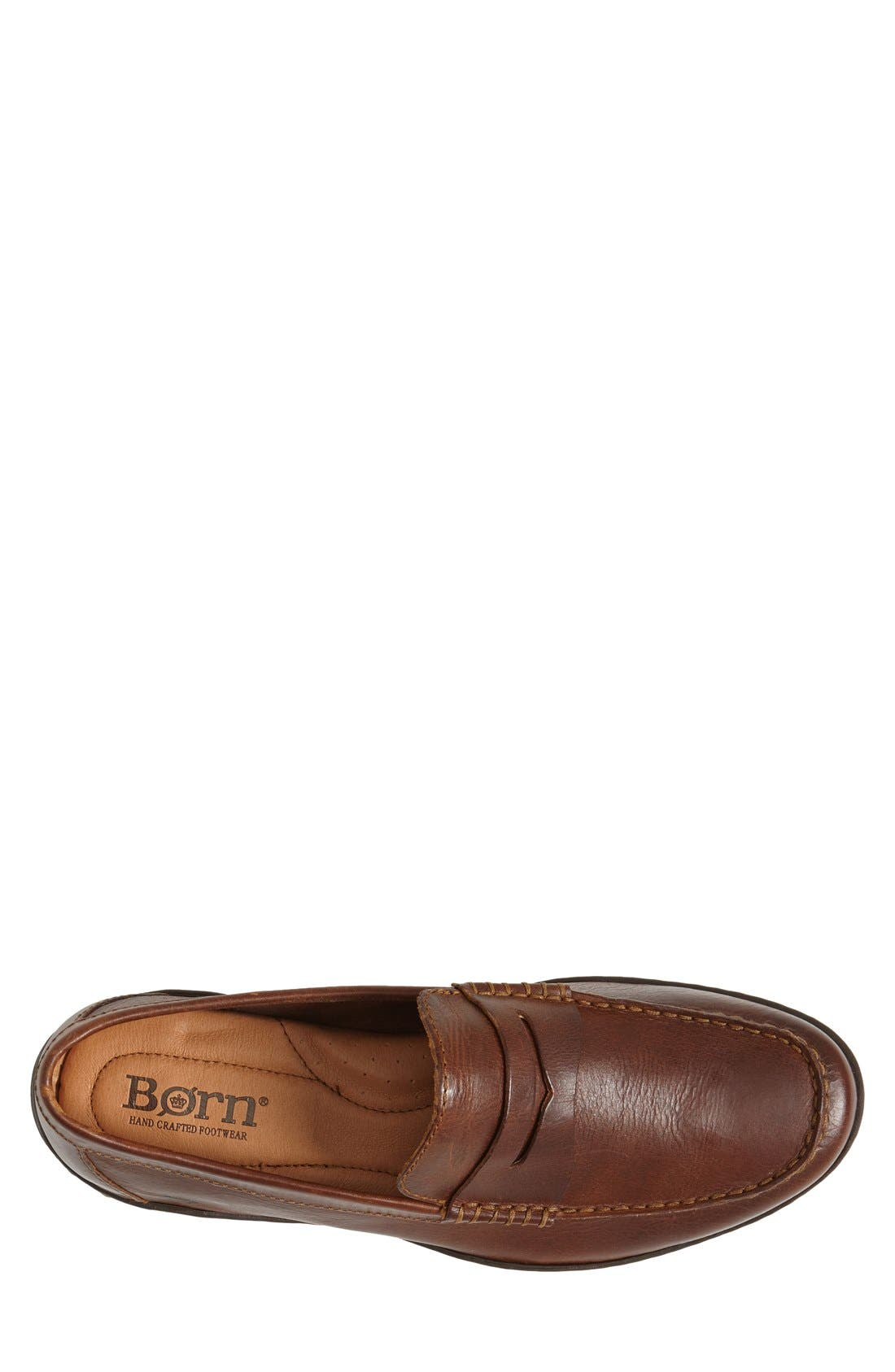 'Simon' Penny Loafer,                             Alternate thumbnail 2, color,                             CYMBAL