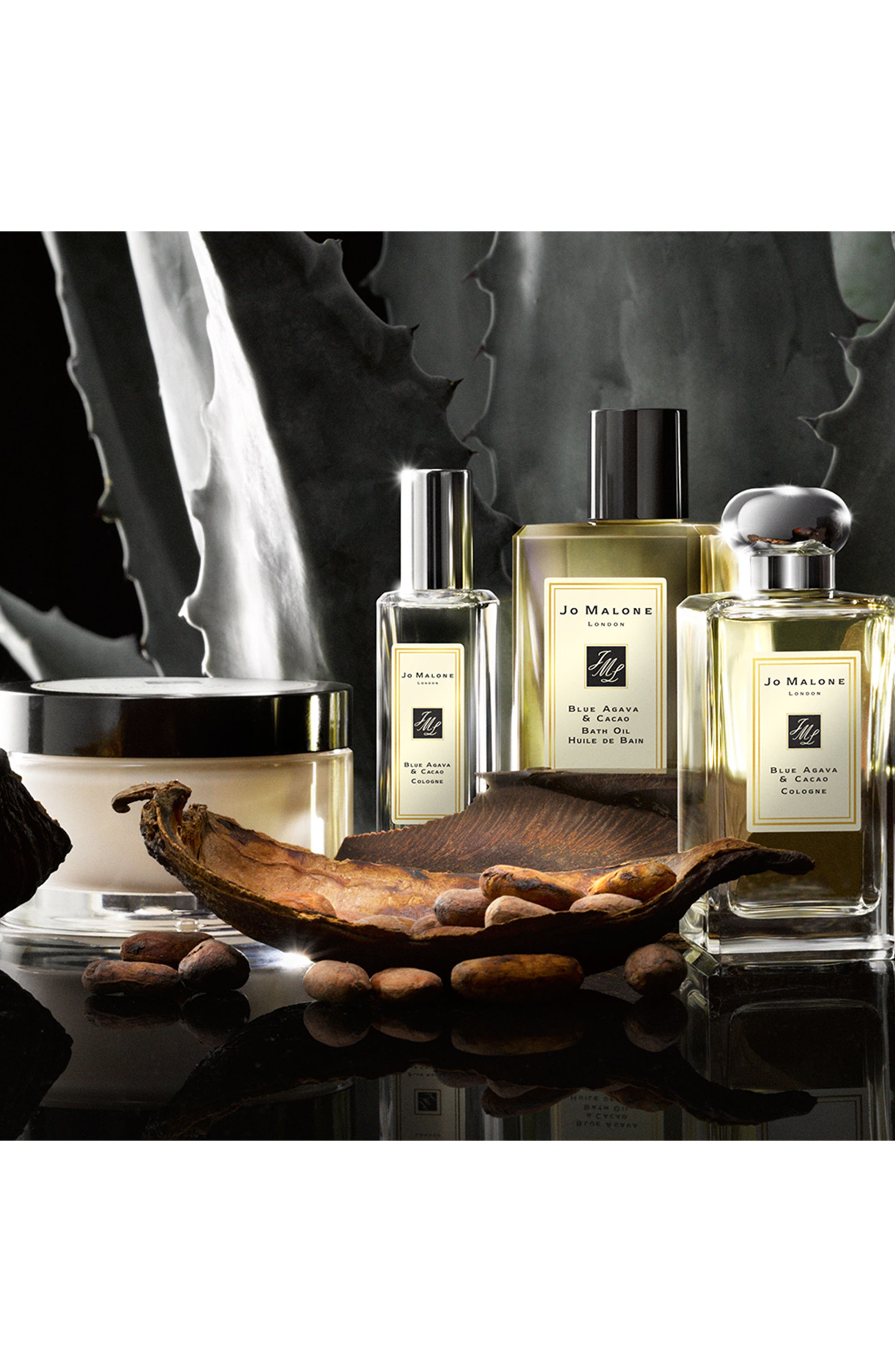 Jo Malone<sup>™</sup> 'Blue Agava & Cacao' Cologne,                             Alternate thumbnail 3, color,                             000