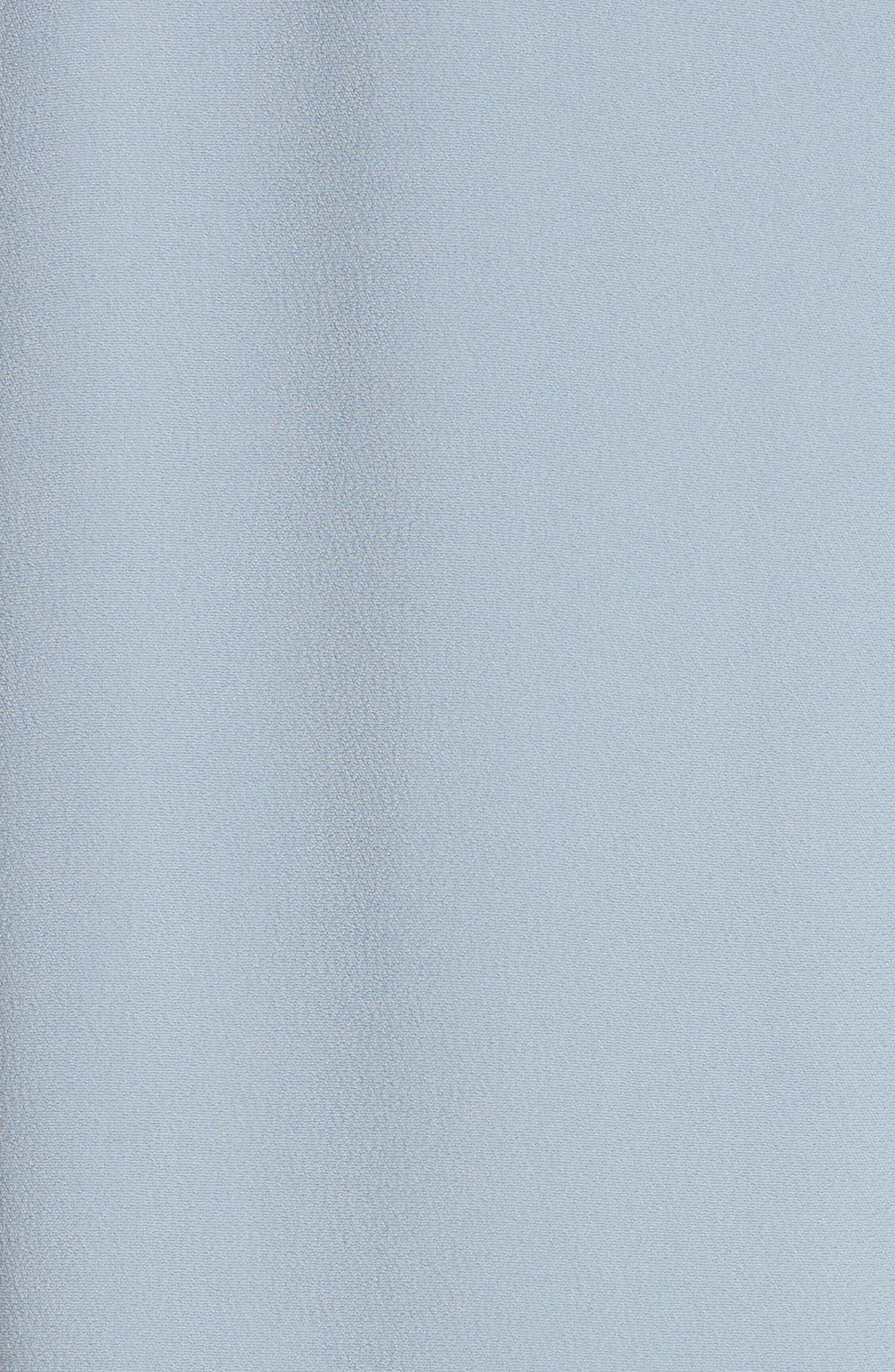 Sospiro Cape Shift Dress,                             Alternate thumbnail 10, color,