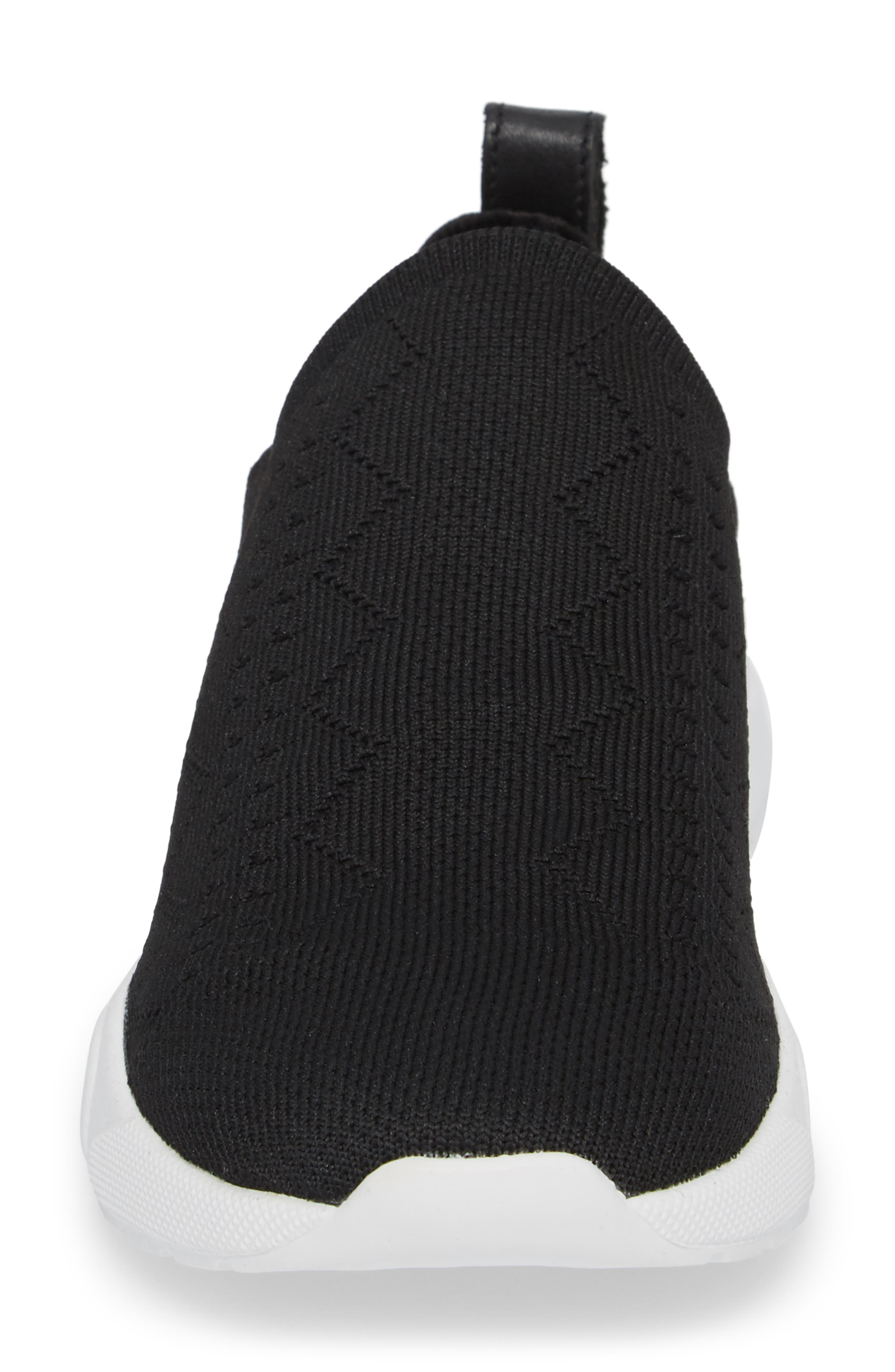 Karrie Slip-On Sneaker,                             Alternate thumbnail 4, color,                             001