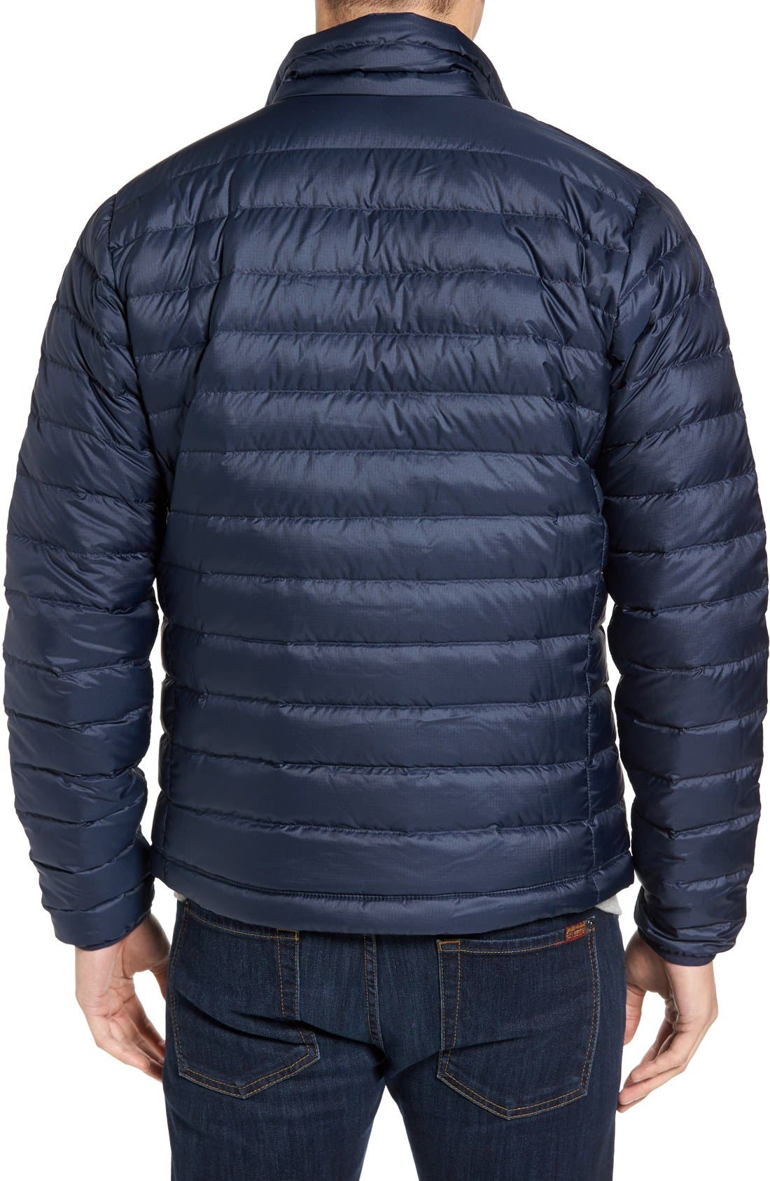 Water Repellent Down Jacket,                             Alternate thumbnail 37, color,