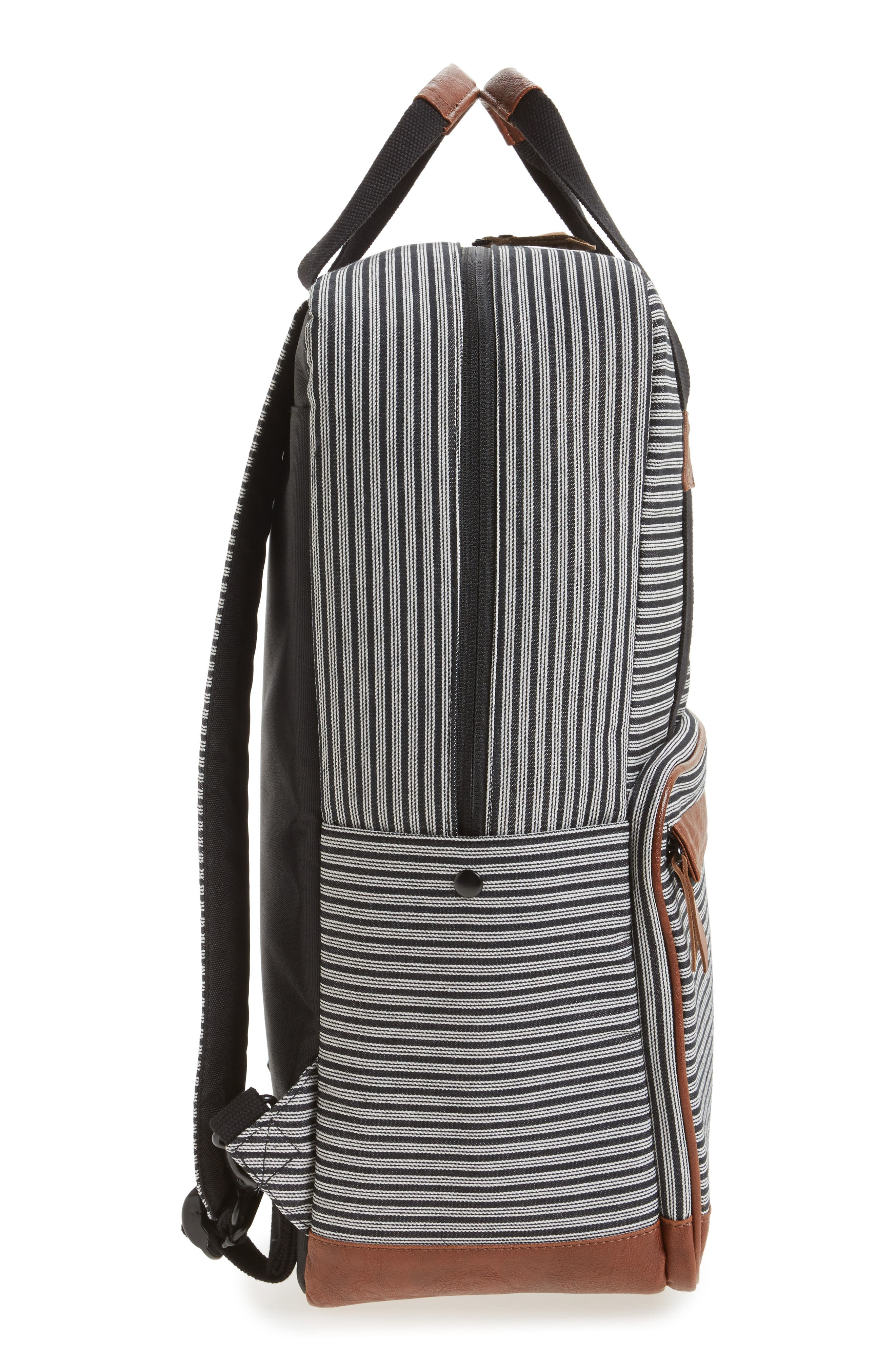 Supply Convertible Water Resistant Backpack,                             Alternate thumbnail 22, color,
