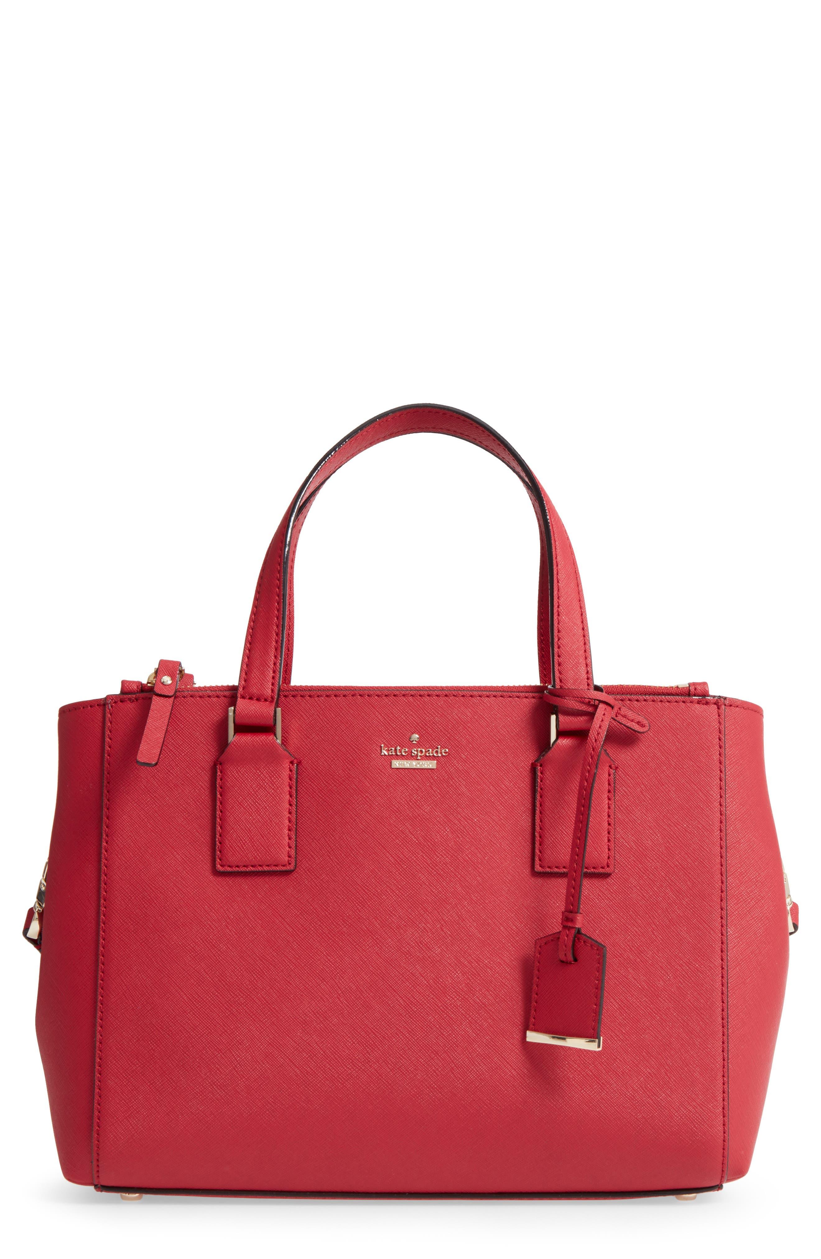 cameron street - teegan calfskin leather satchel,                         Main,                         color, 638