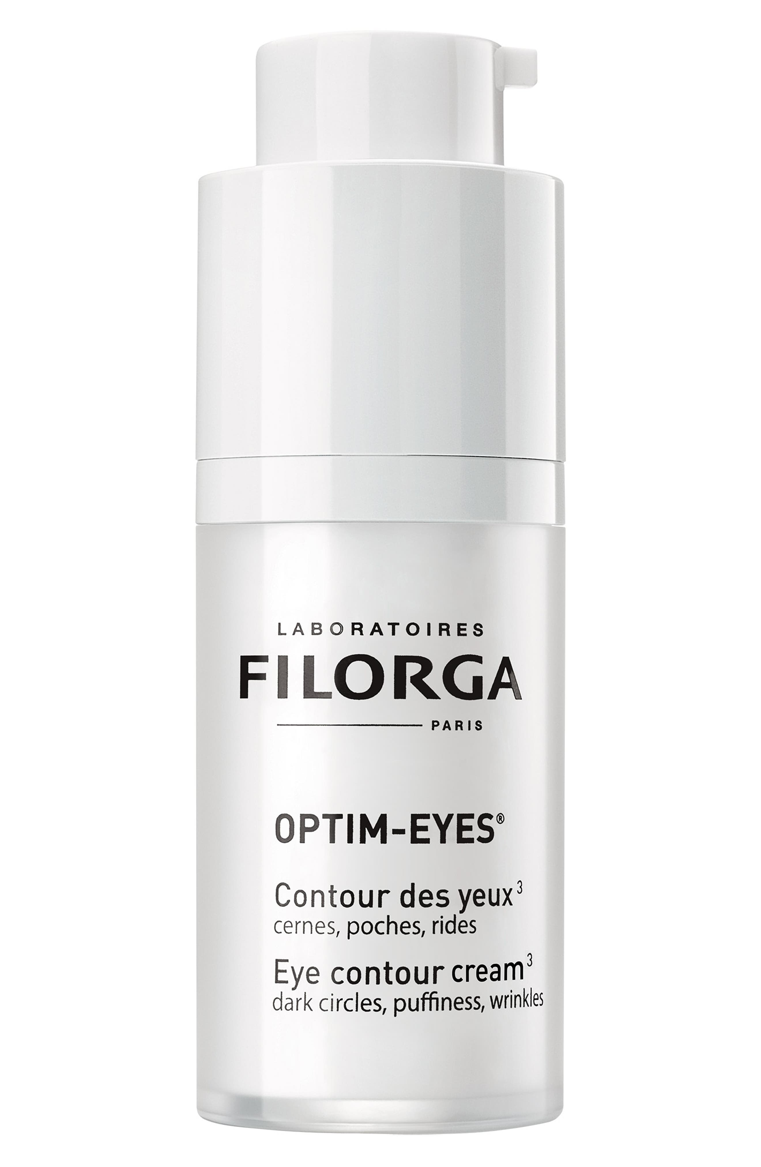 FILORGA,                             'Optim-Eyes<sup>®</sup>' Eye Contour Treatment,                             Main thumbnail 1, color,                             NO COLOR