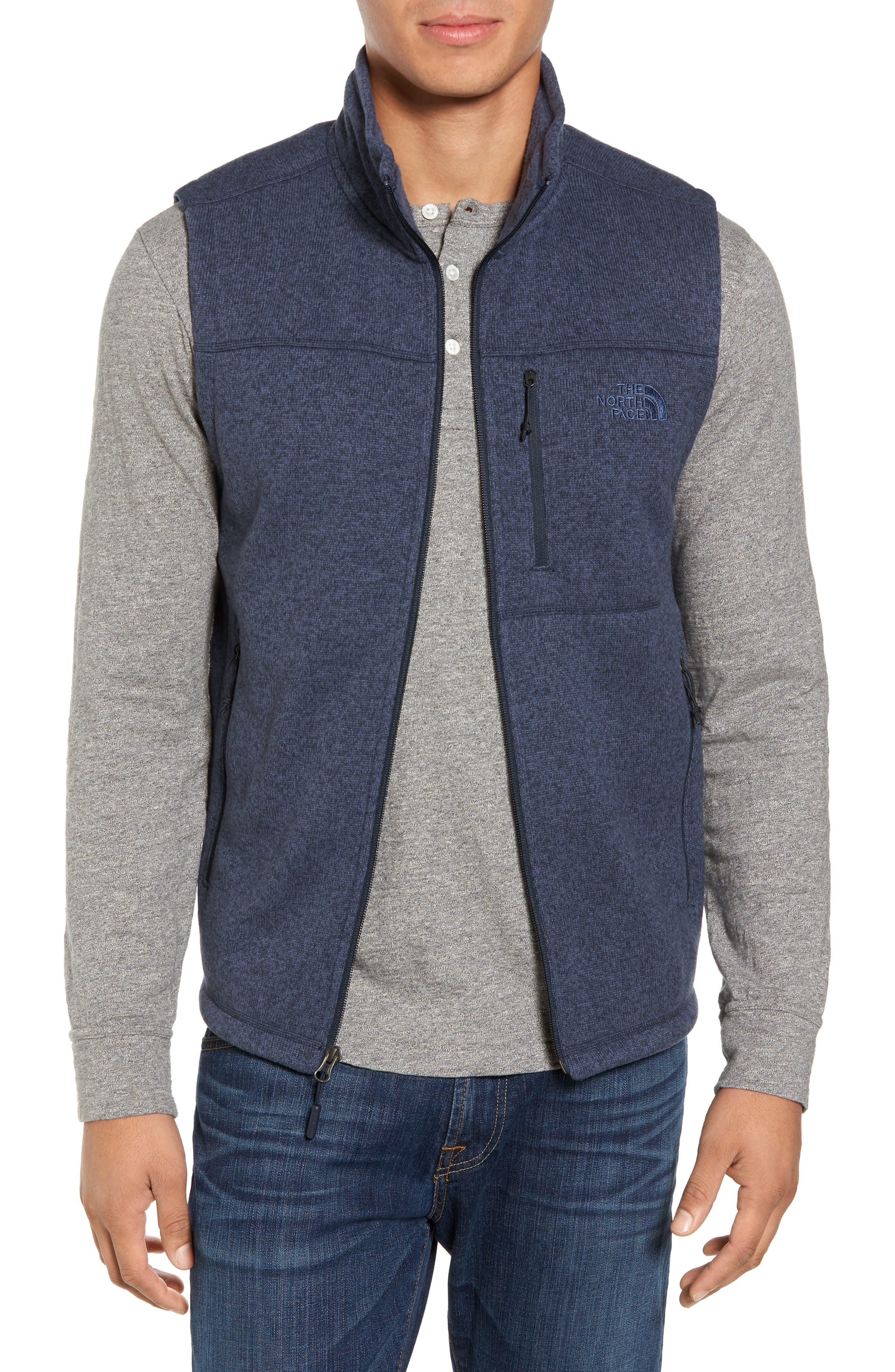 Gordon Lyons Zip Fleece Vest,                             Main thumbnail 5, color,