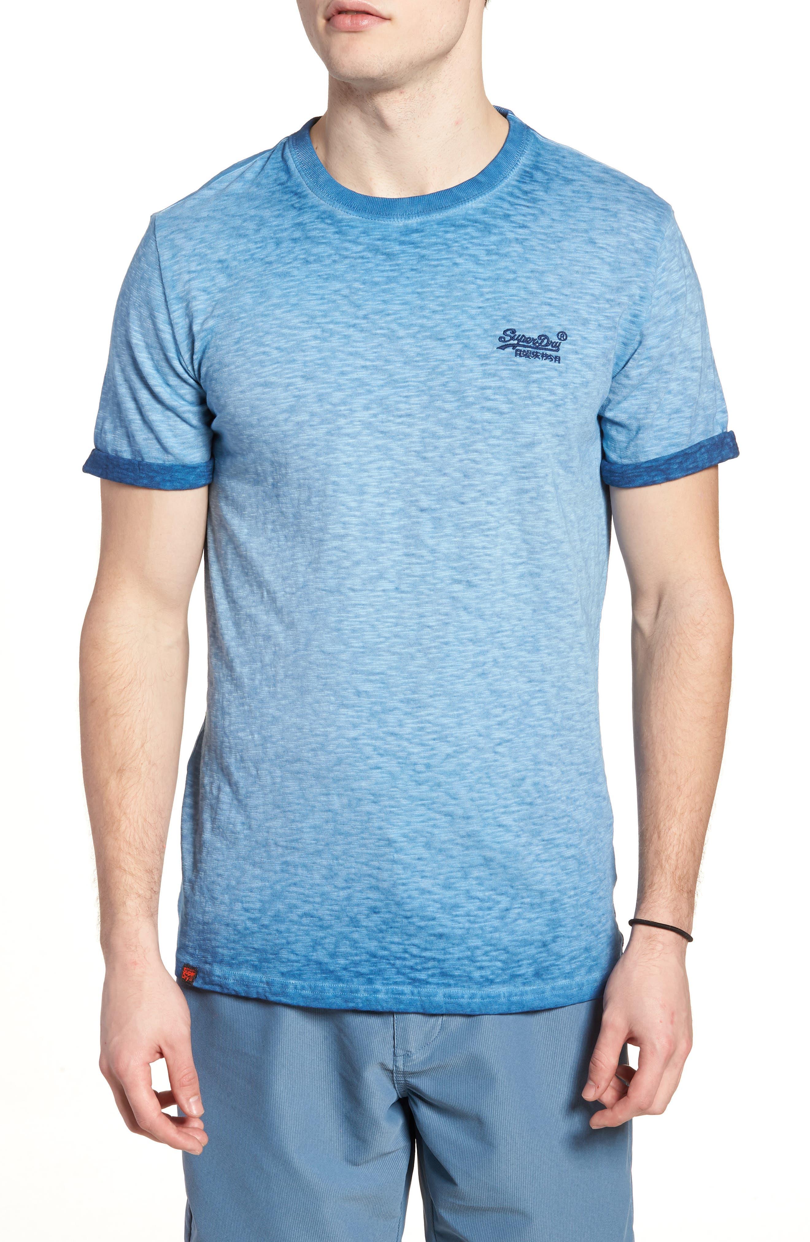Orange Label Low Roller T-Shirt,                             Main thumbnail 1, color,