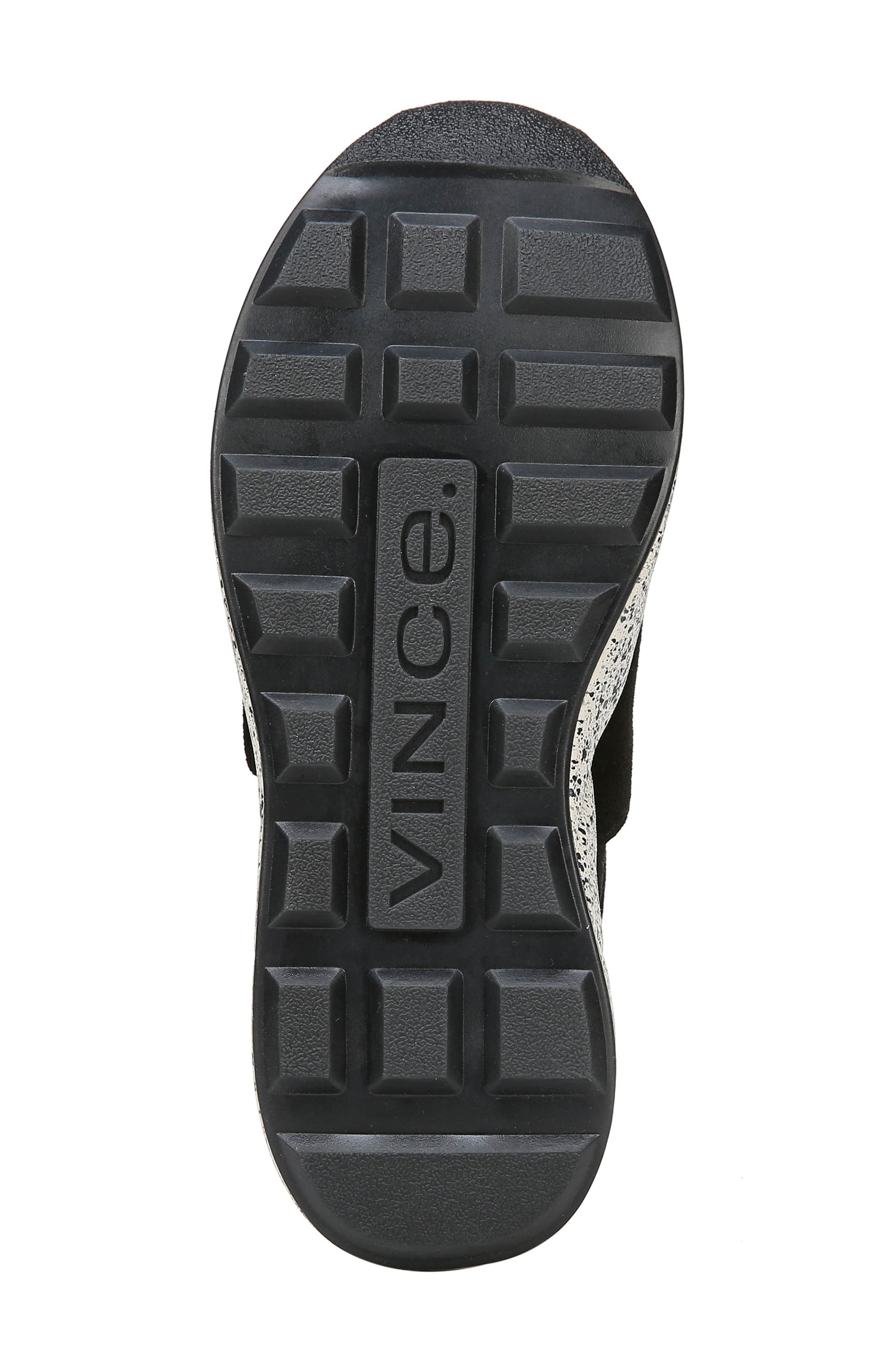 Gage Sneaker,                             Alternate thumbnail 6, color,                             BLACK COCO