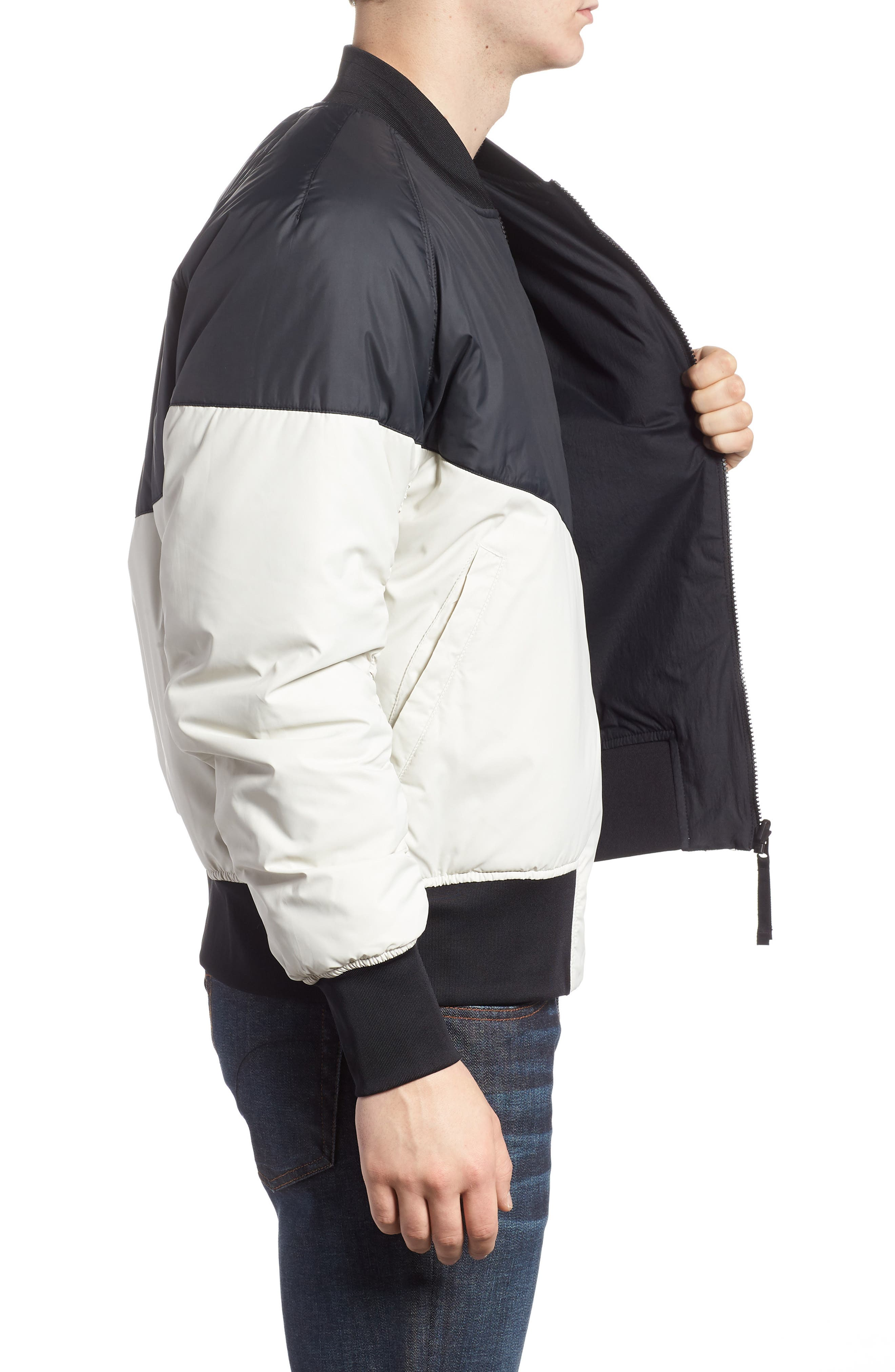 NSW Air Force 1 Jacket,                             Alternate thumbnail 4, color,                             010
