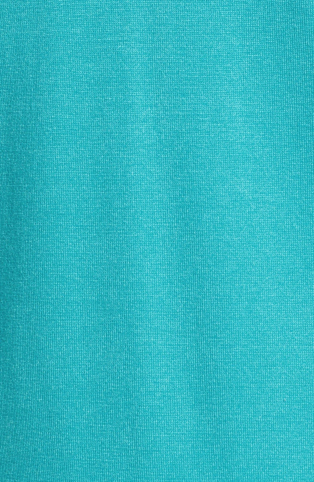 Three Quarter Sleeve Cardigan,                             Alternate thumbnail 195, color,