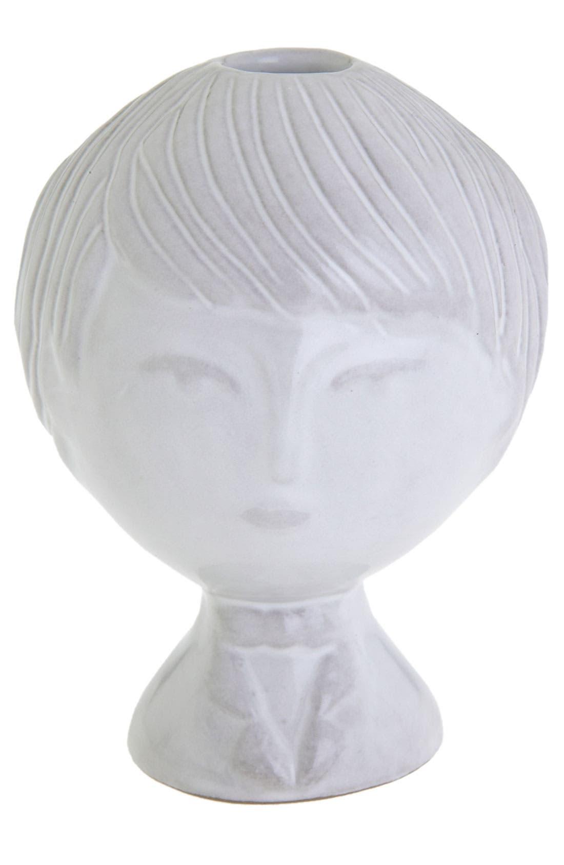 'Caesar/Cornelia' Reversible Vase, Main, color, 100