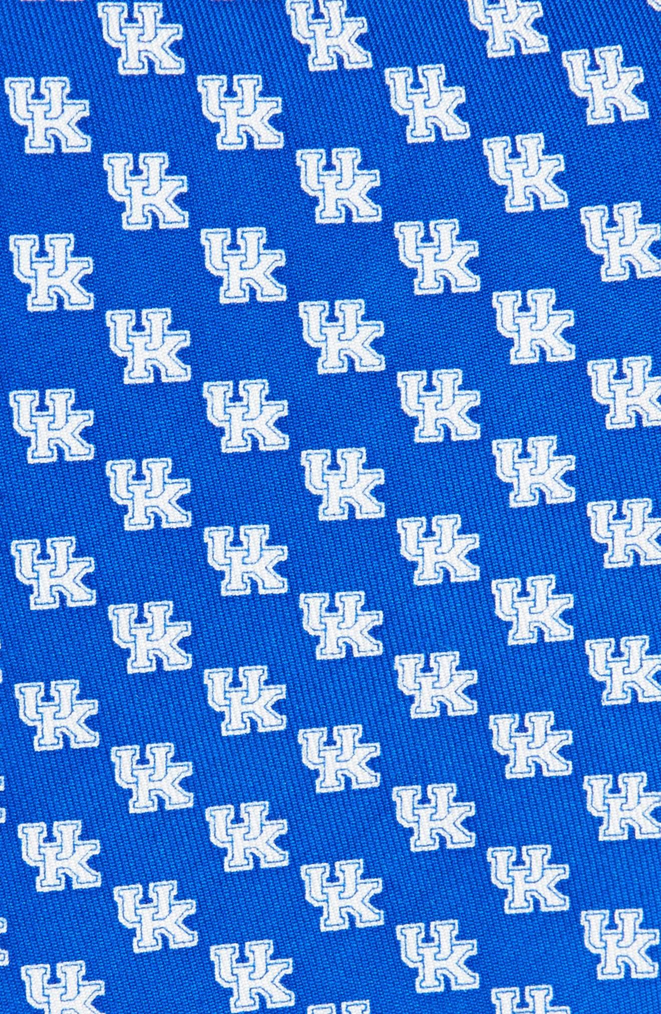 University of Kentucky Silk Tie,                             Alternate thumbnail 2, color,                             420