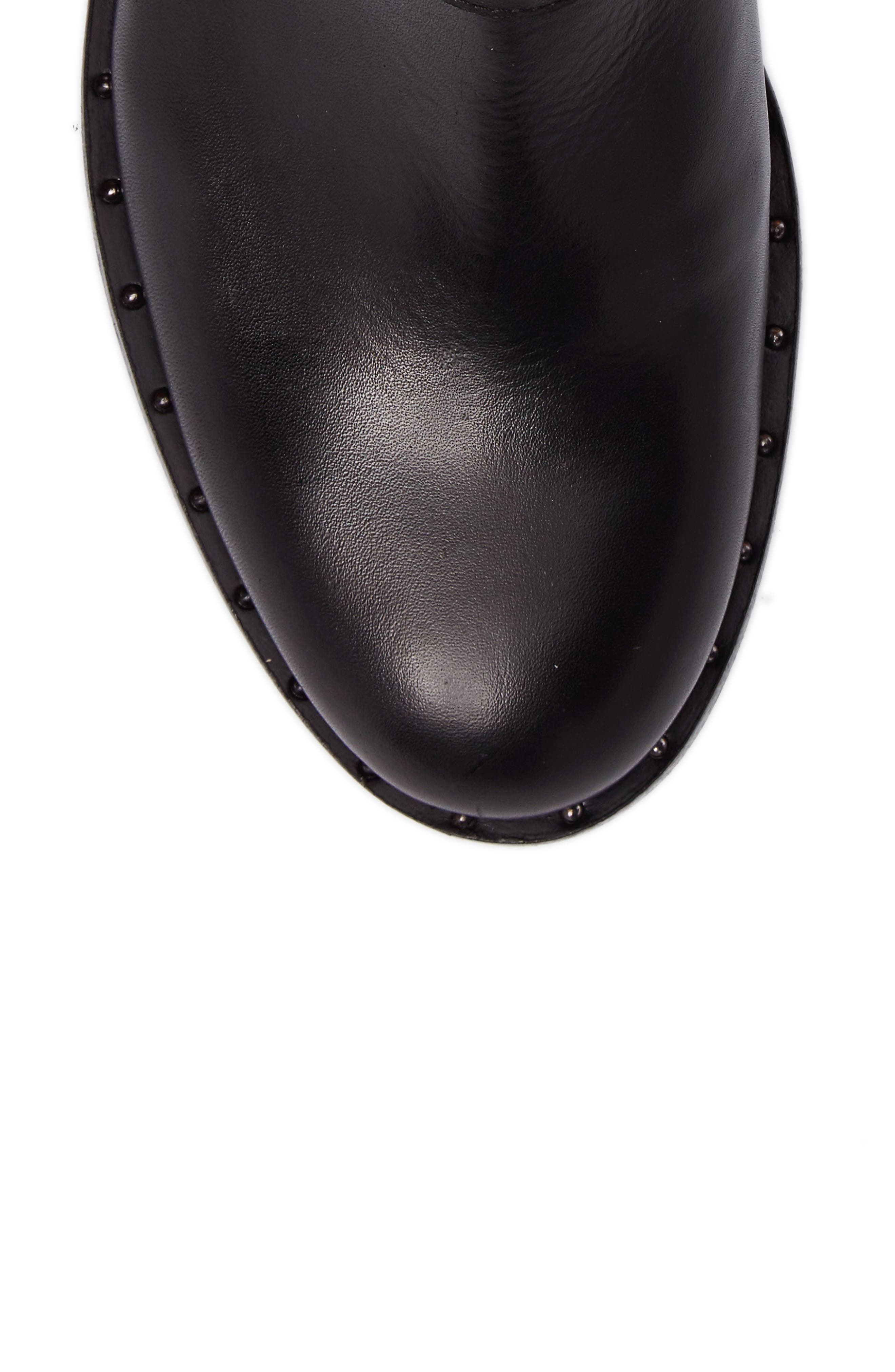 Chief Buckle Bootie,                             Alternate thumbnail 5, color,                             001