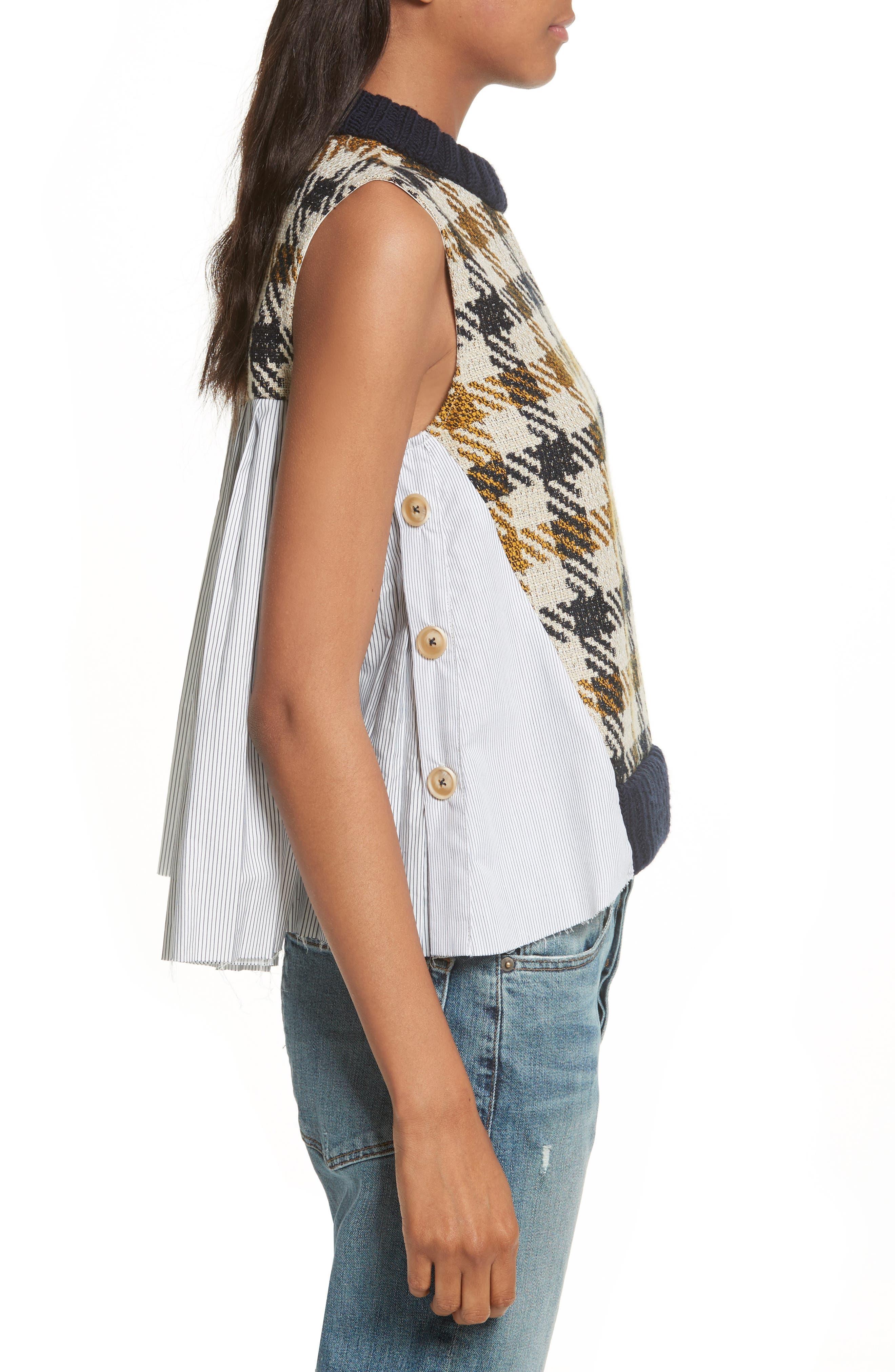 Combo Vest,                             Alternate thumbnail 3, color,                             900