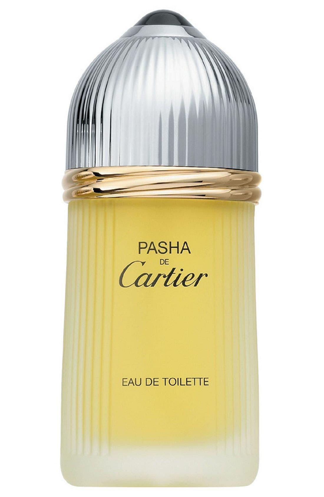 'Pasha' Eau de Toilette,                             Main thumbnail 1, color,                             NO COLOR