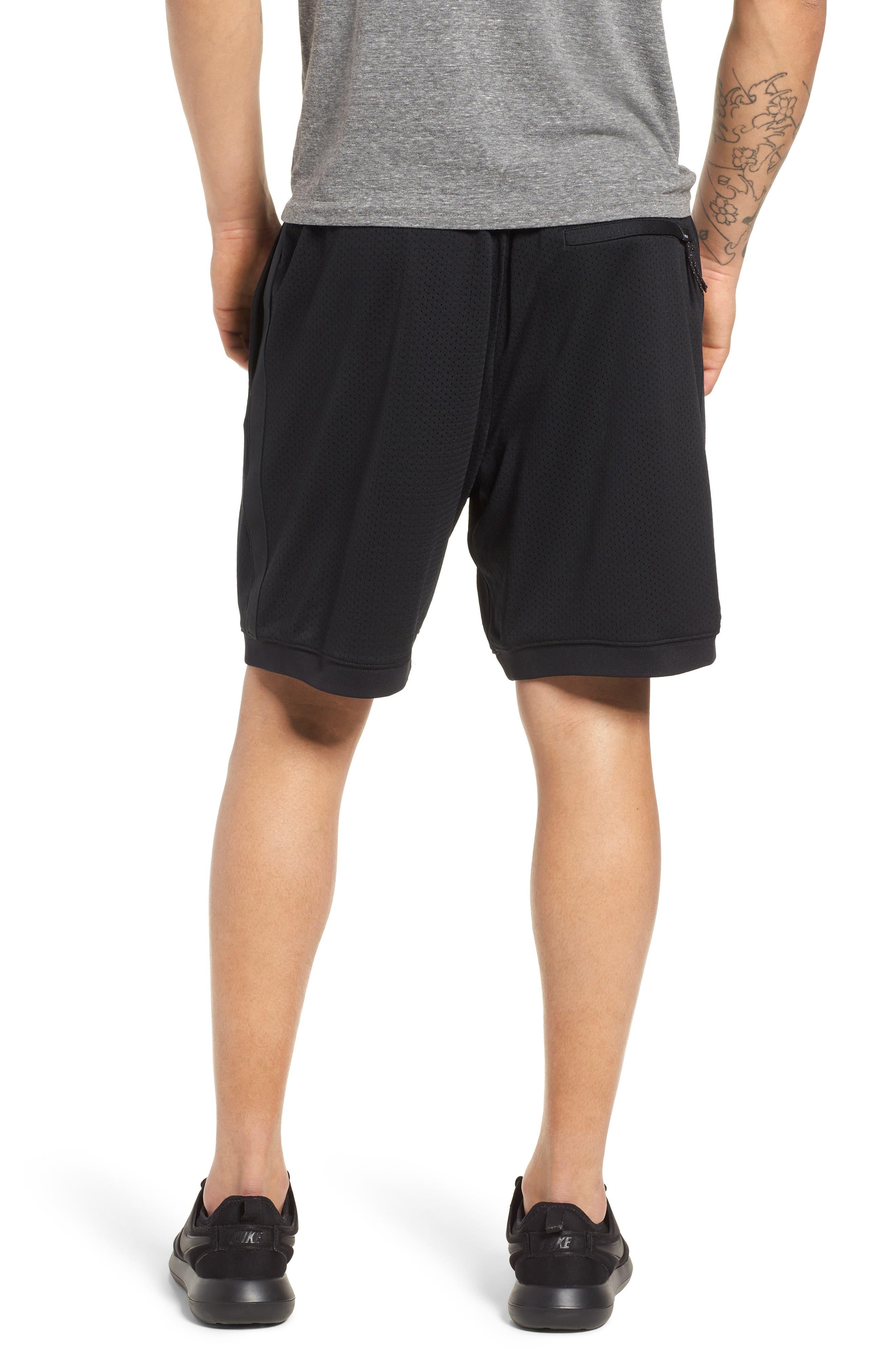 SB Dry Heritage Court Shorts,                             Alternate thumbnail 2, color,                             010