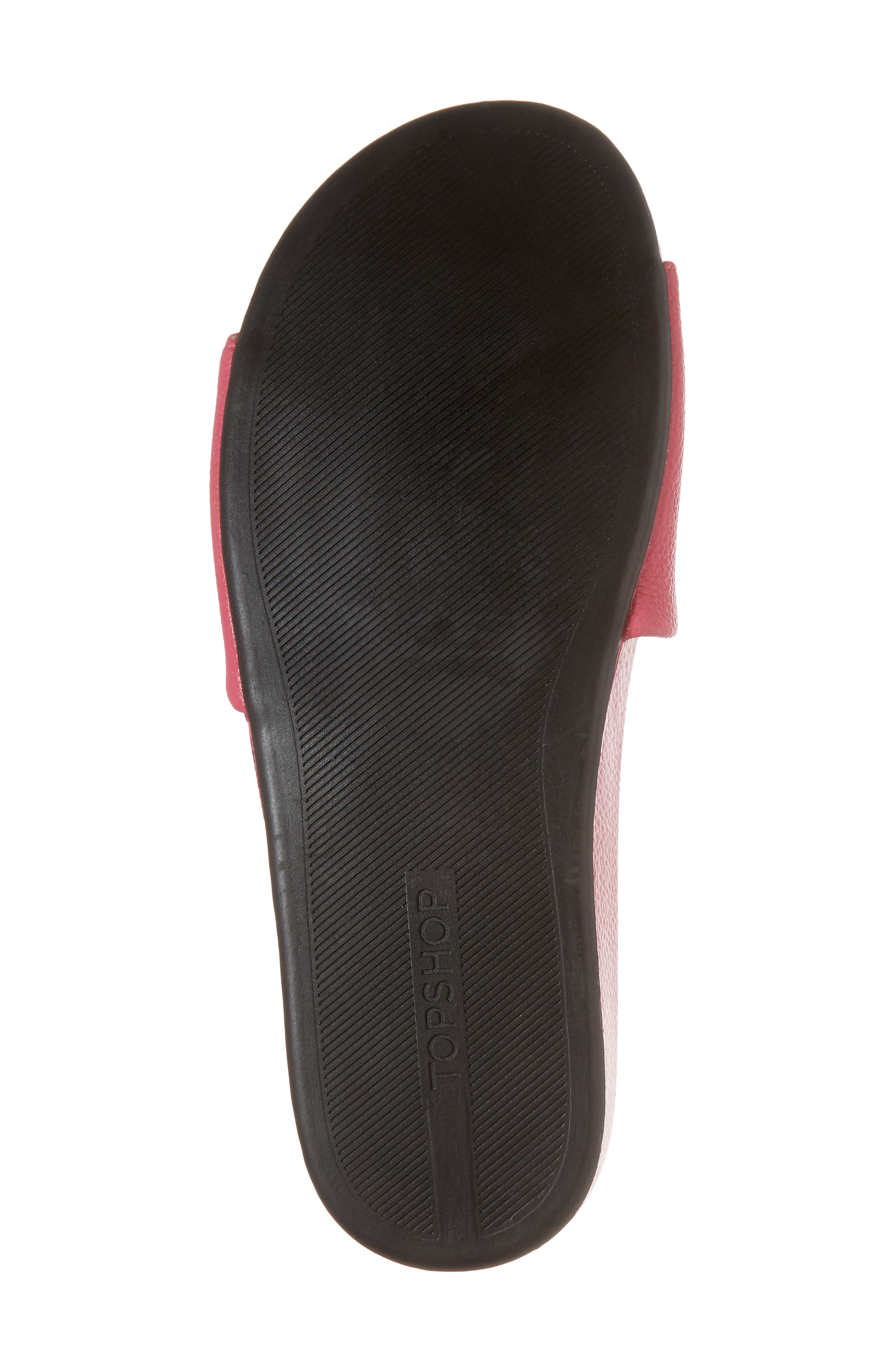 Homie Refined Slide Sandal,                             Alternate thumbnail 6, color,                             PINK