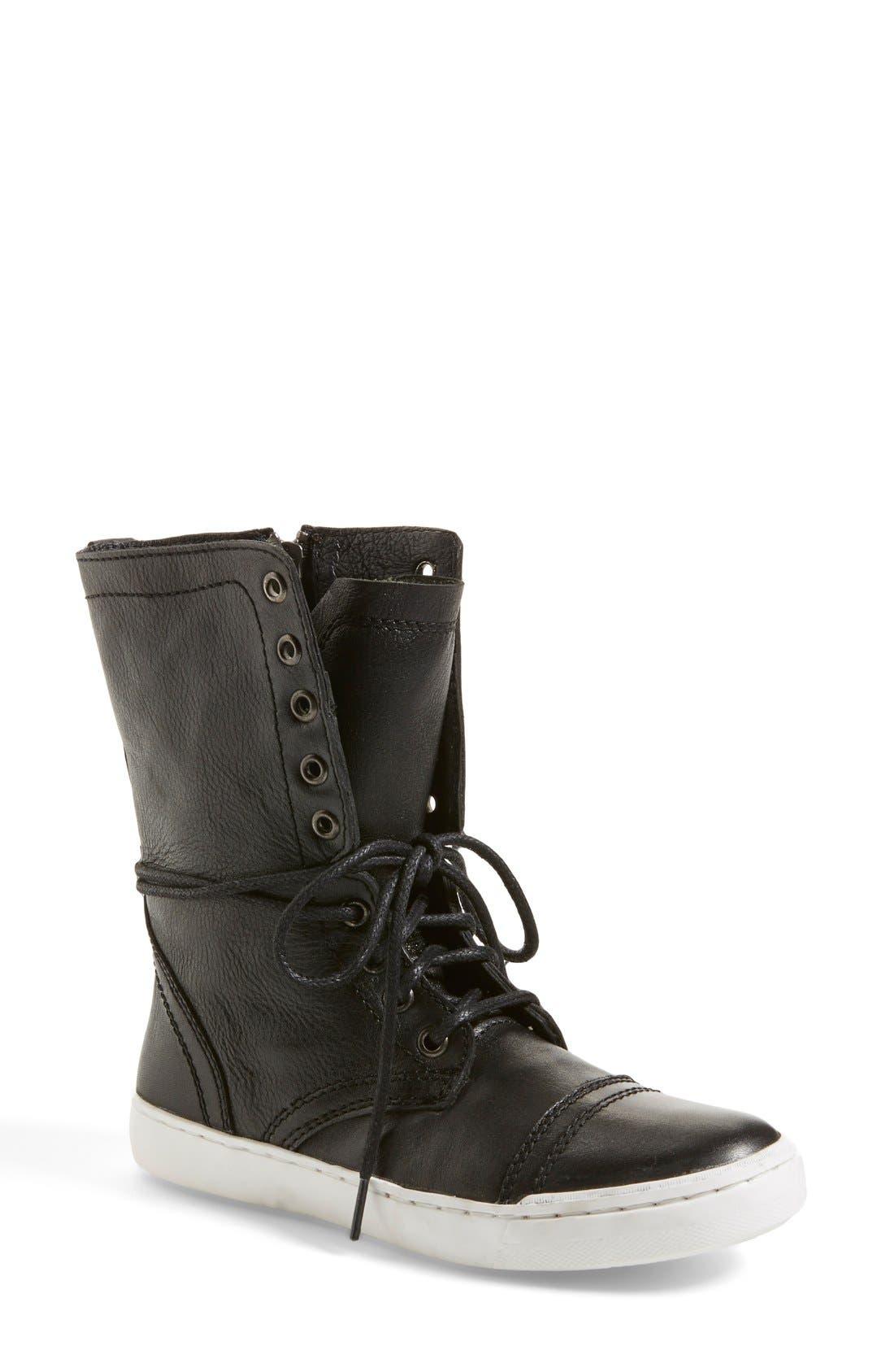 'Resolvve' Sneaker Boot,                         Main,                         color, 001