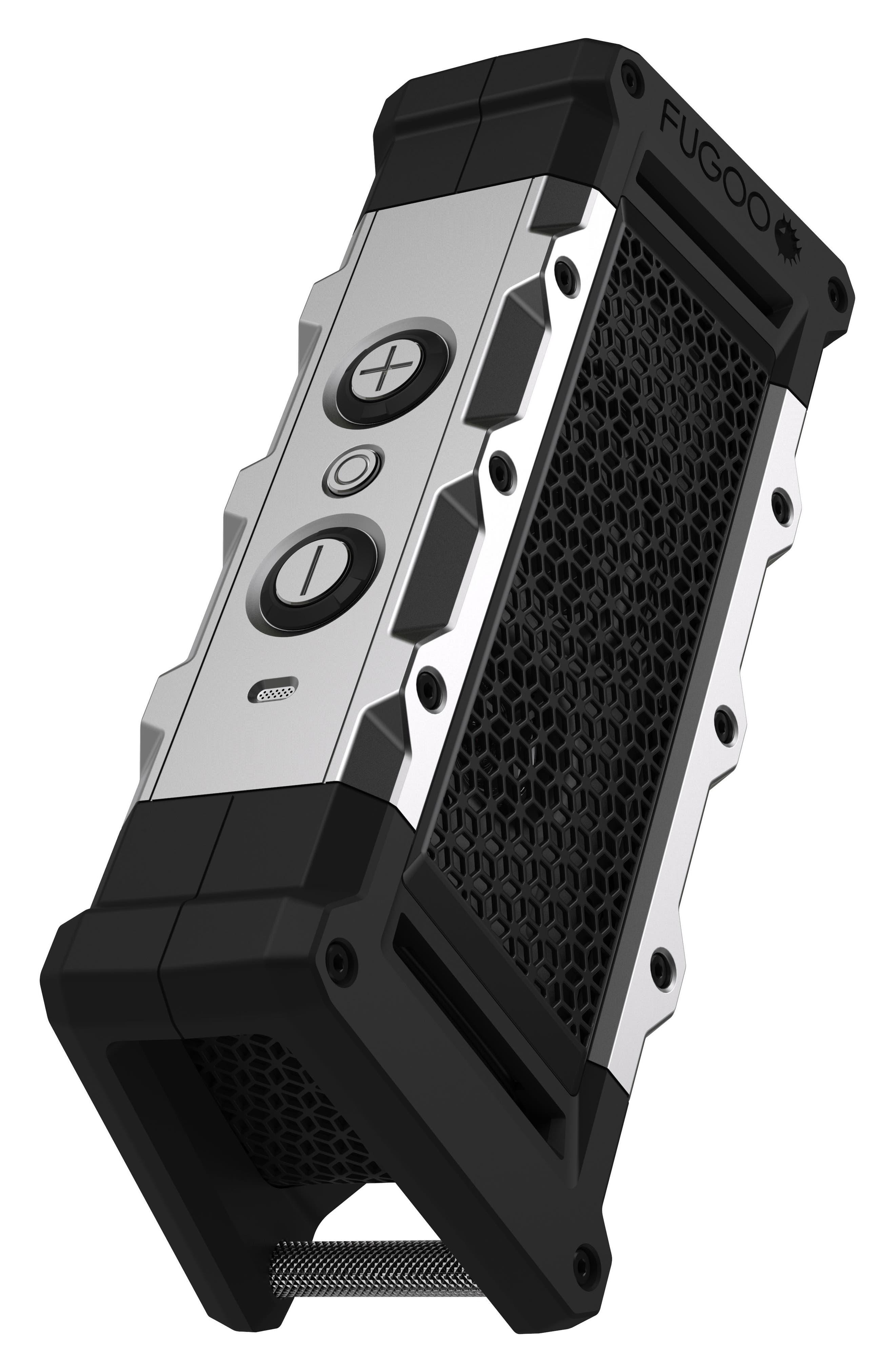 Tough Waterproof Bluetooth Speaker,                             Alternate thumbnail 4, color,                             001