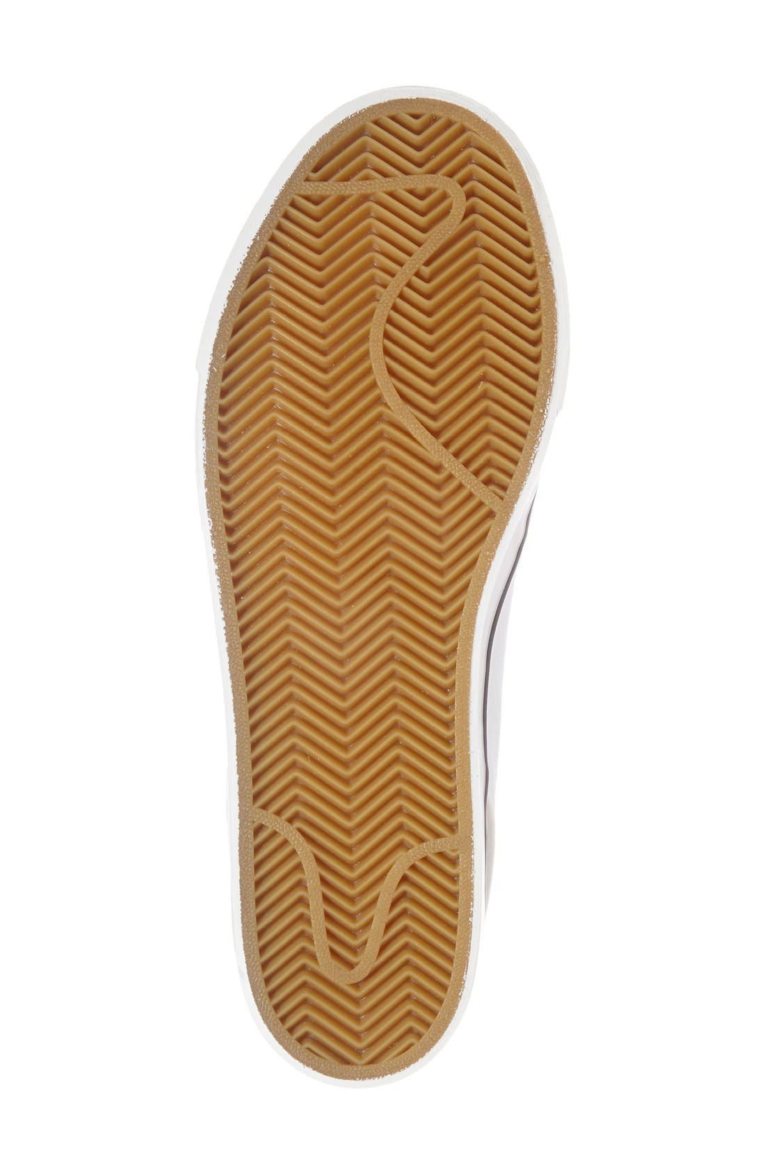 Zoom - Stefan Janoski SB Canvas Skate Shoe,                             Alternate thumbnail 154, color,
