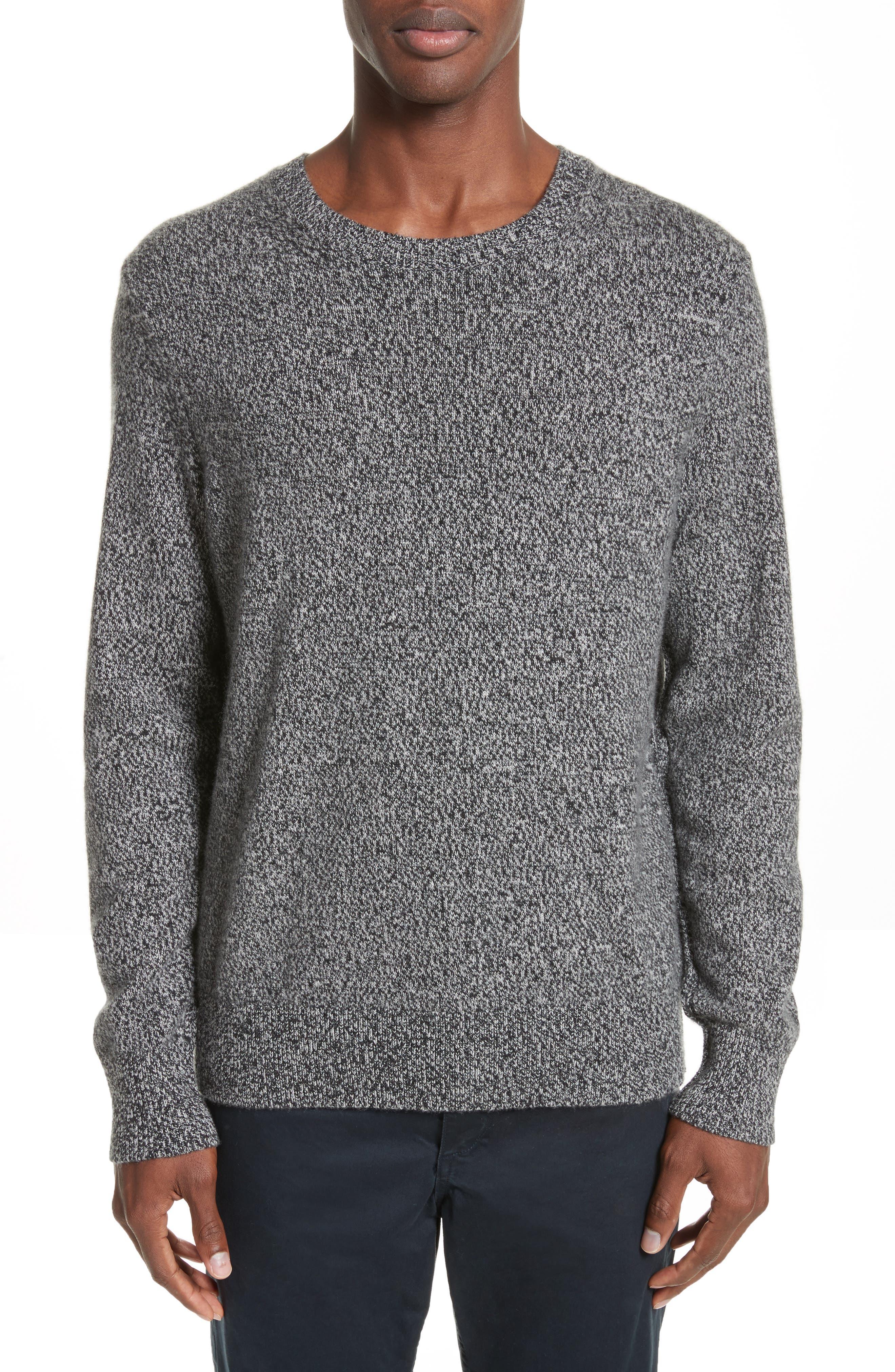 Holdon Cashmere Sweater,                             Main thumbnail 1, color,                             001