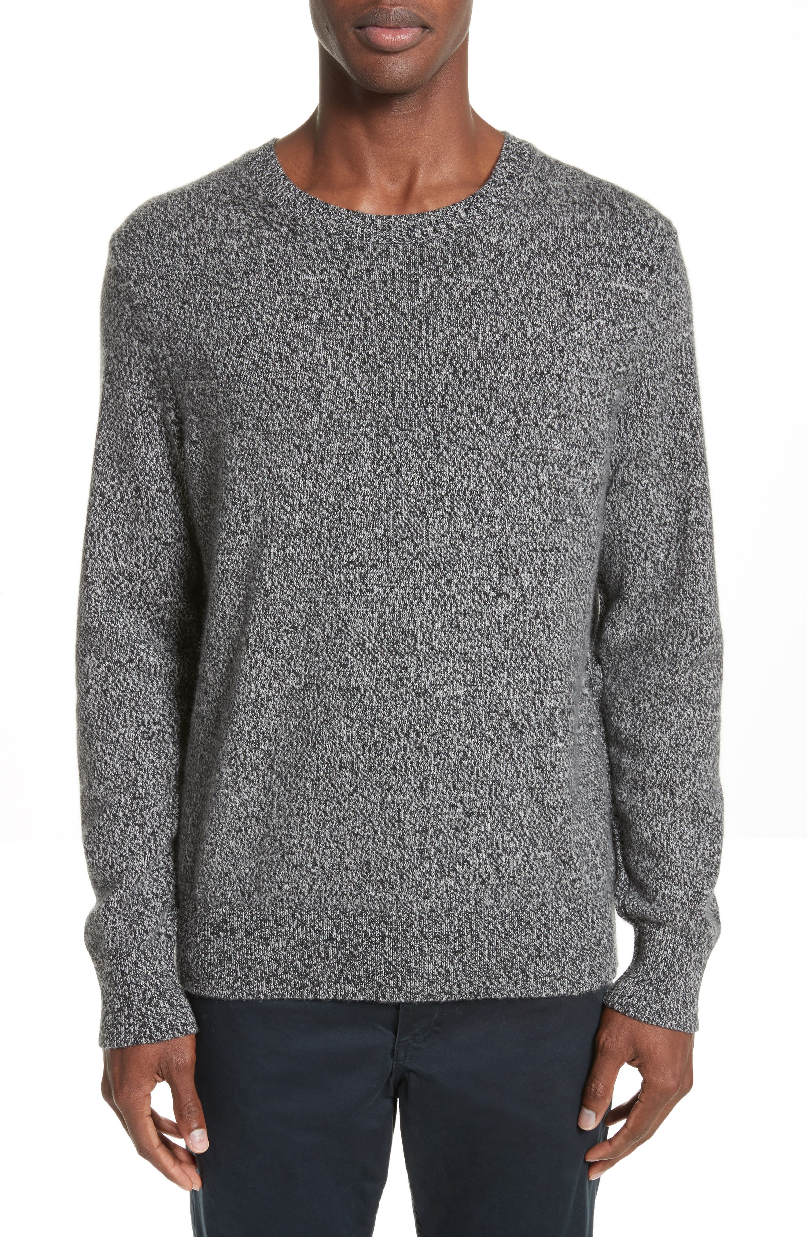 Holdon Cashmere Sweater,                         Main,                         color, 001