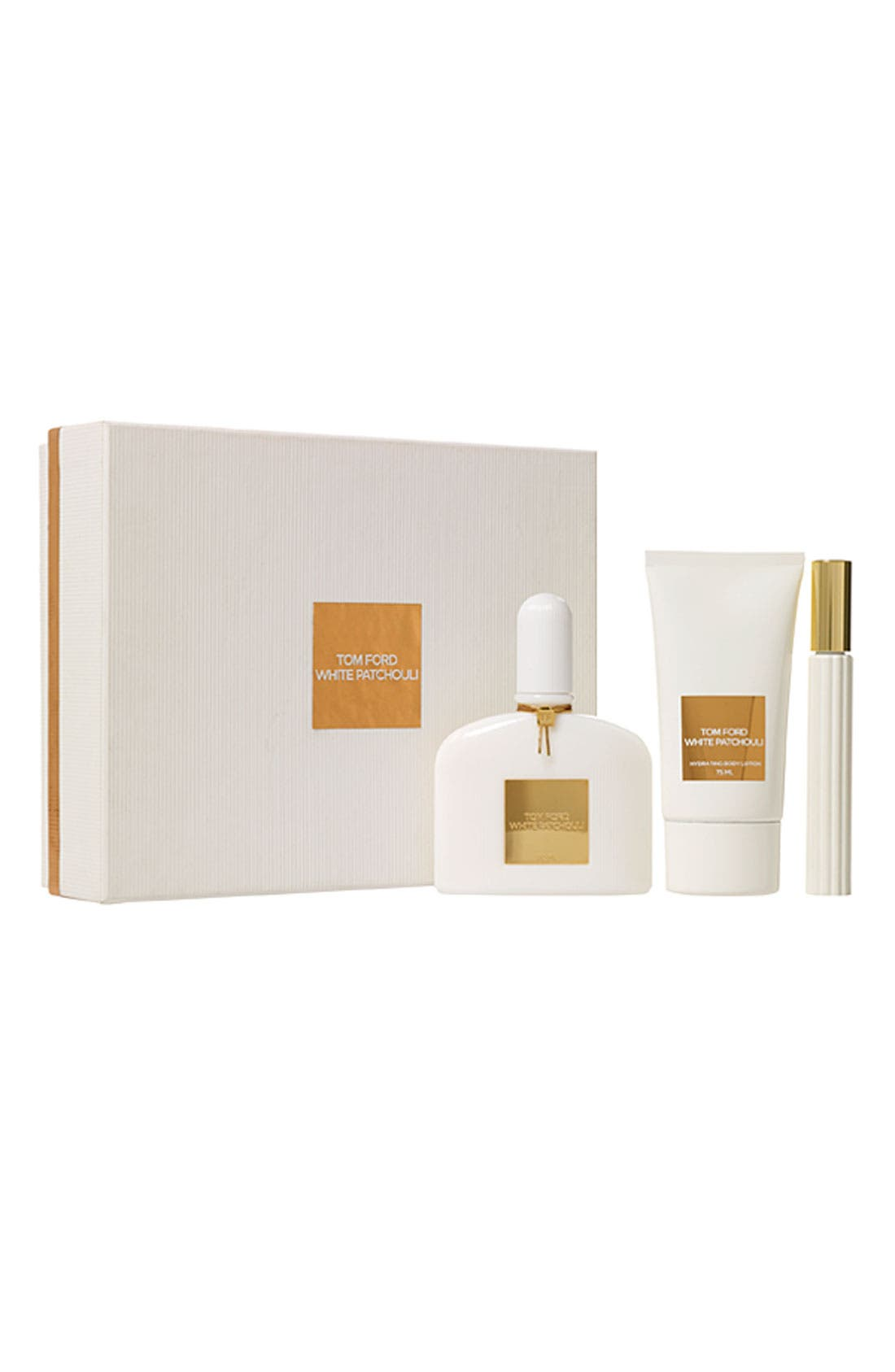 TOM FORD,                             'White Patchouli' Gift Set,                             Main thumbnail 1, color,                             000