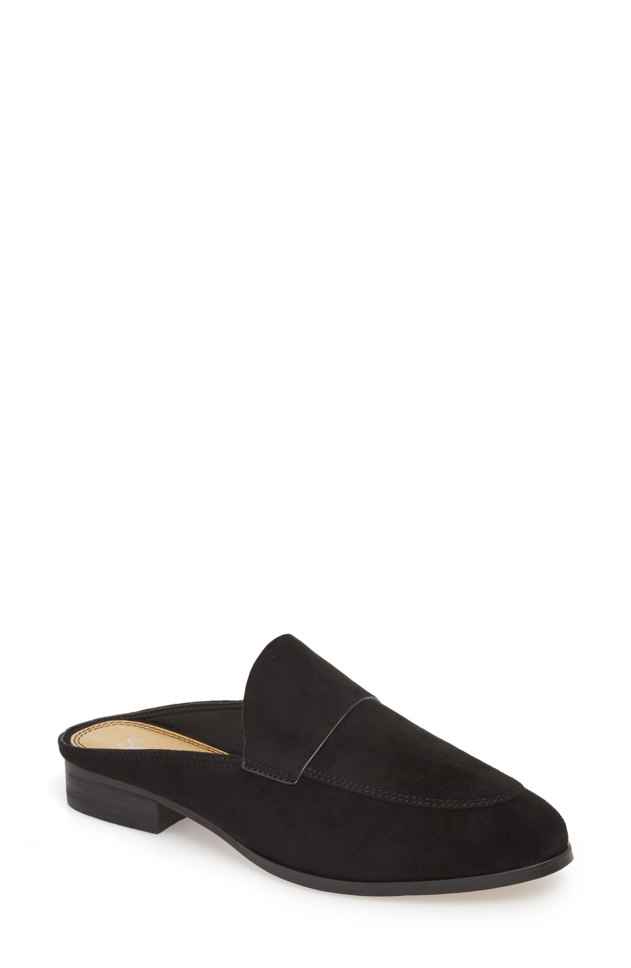 Nima Loafer Mule,                         Main,                         color, 013