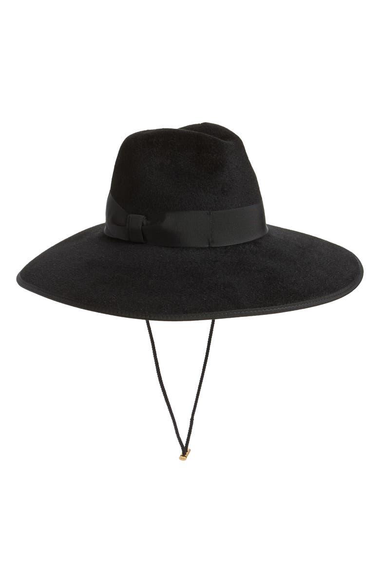 ad5494c1c47928 Gucci Sereno Fur Felt Hat