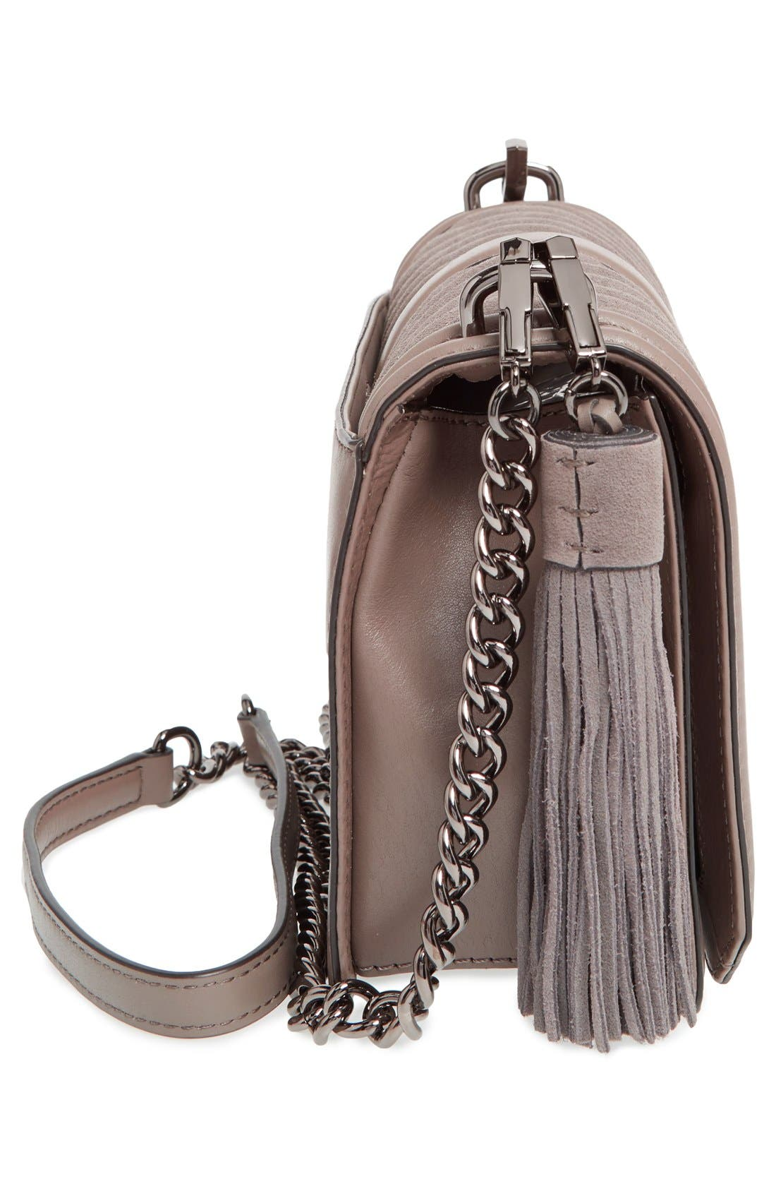 Love Crossbody Bag,                             Alternate thumbnail 3, color,                             023
