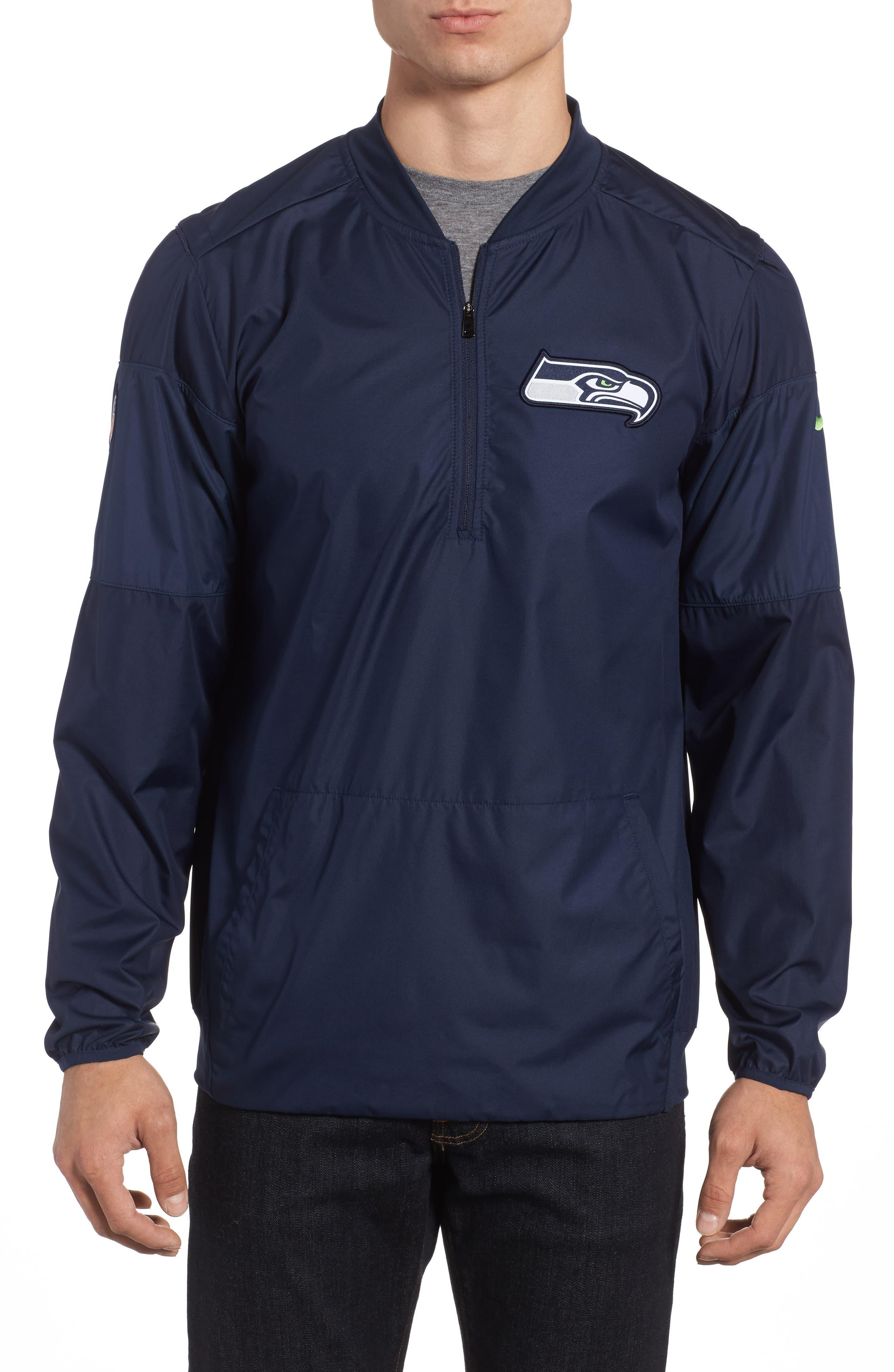 Lockdown NFL Pullover Jacket,                             Main thumbnail 4, color,