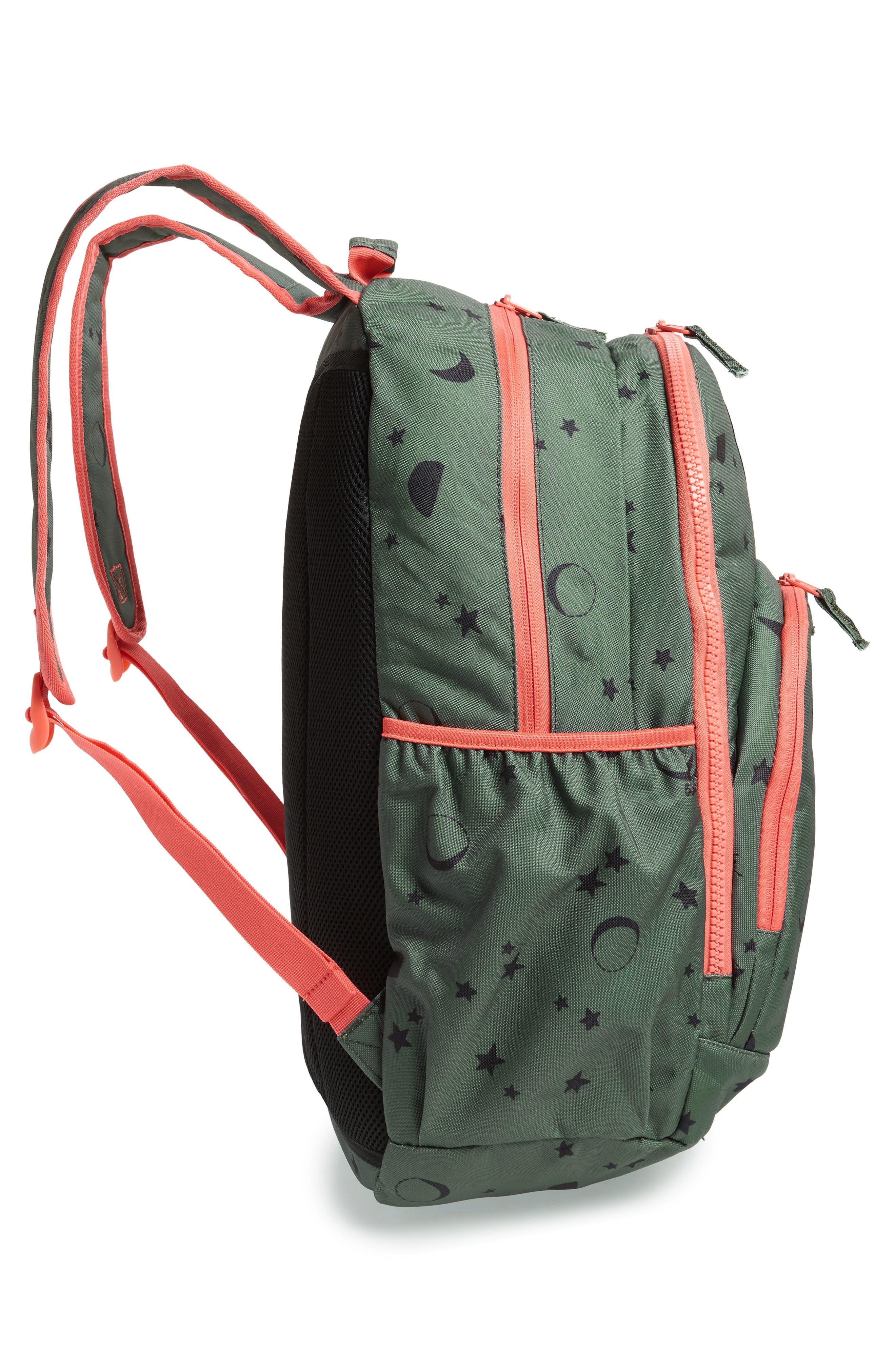 Roadie Jr. Water Resistant Backpack,                             Alternate thumbnail 4, color,                             310