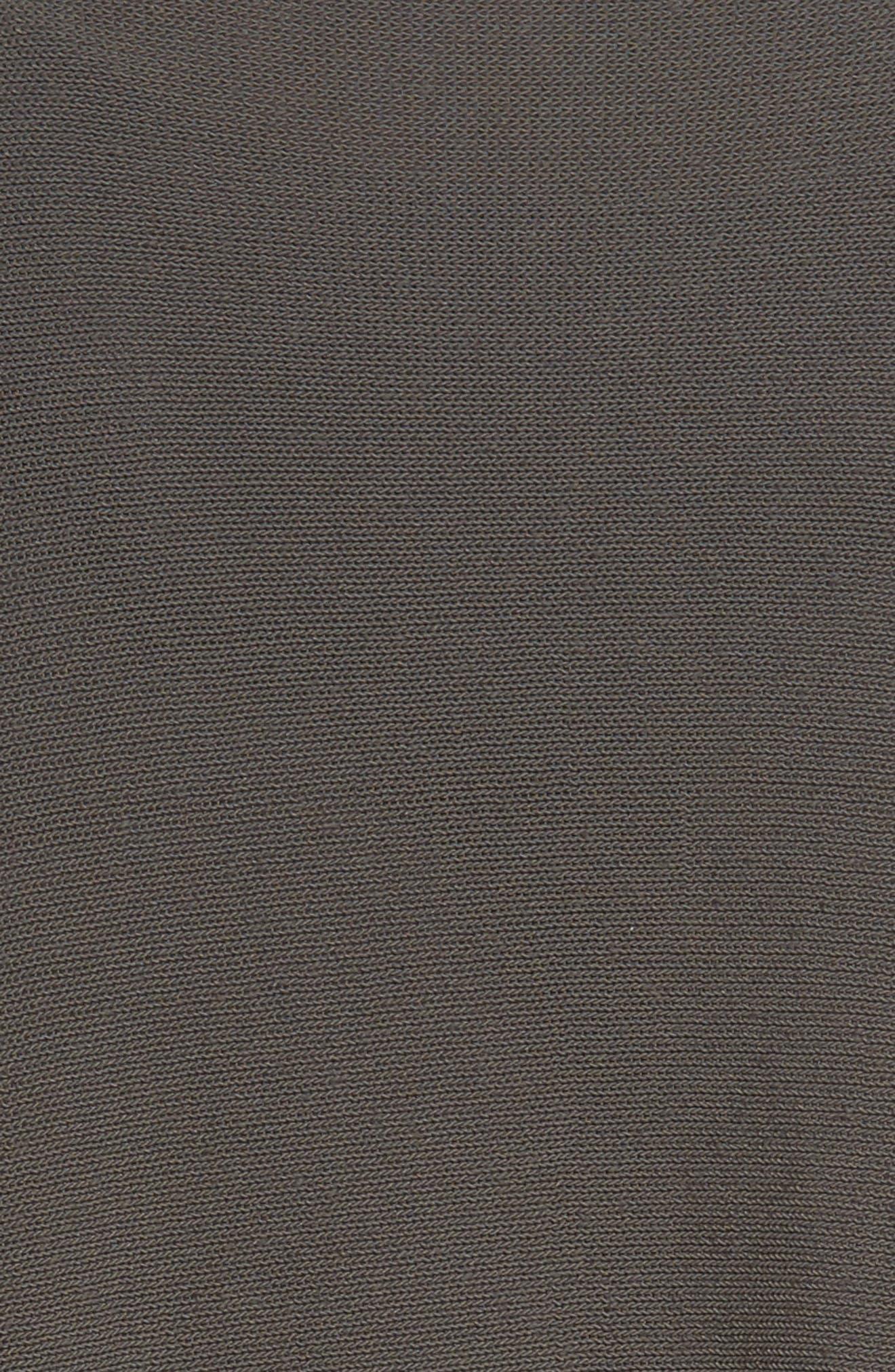 Organic Cotton Blend Funnel Neck Sweater,                             Alternate thumbnail 10, color,