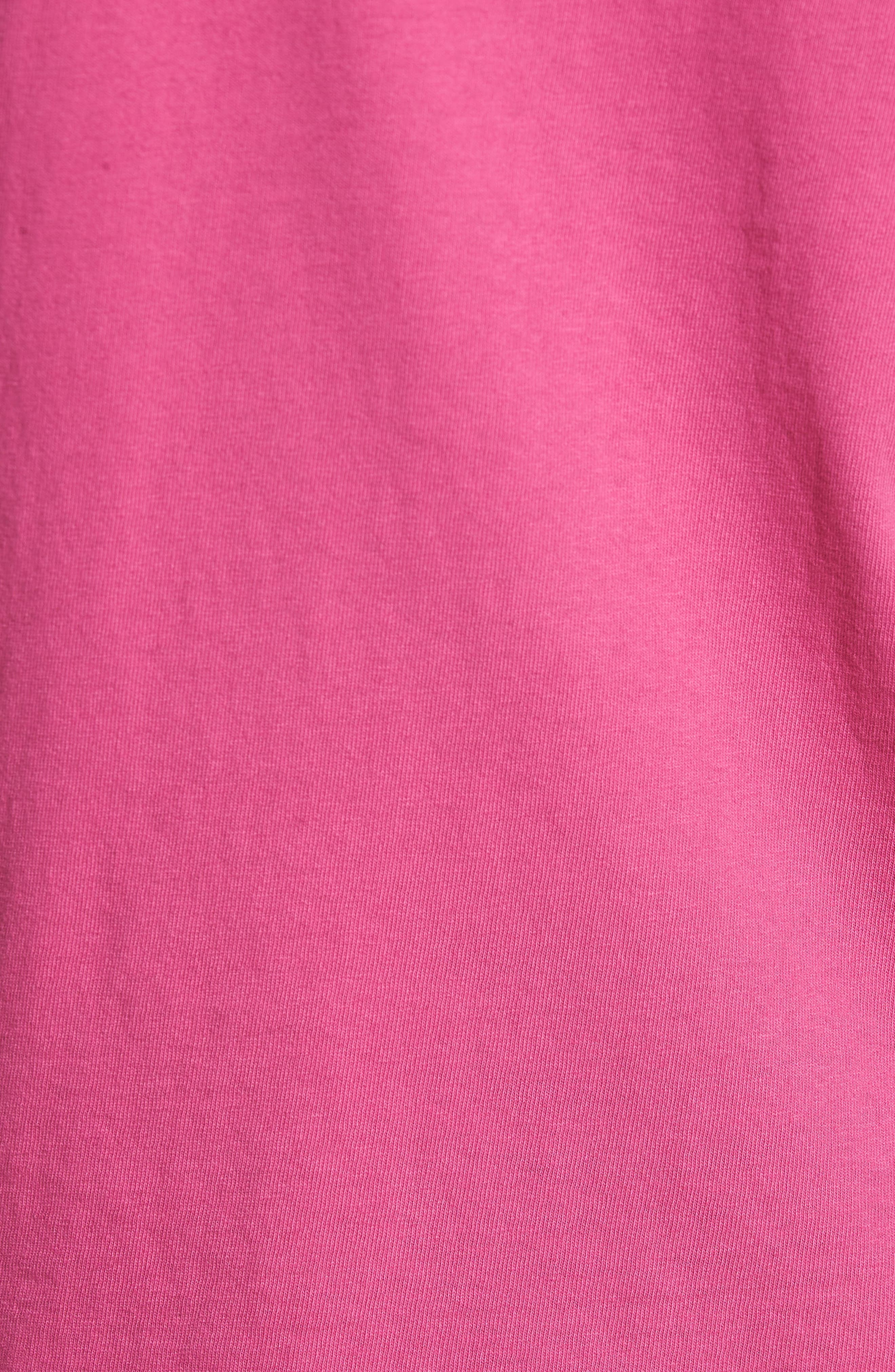Typewriter Pigment Dyed T-Shirt,                             Alternate thumbnail 5, color,