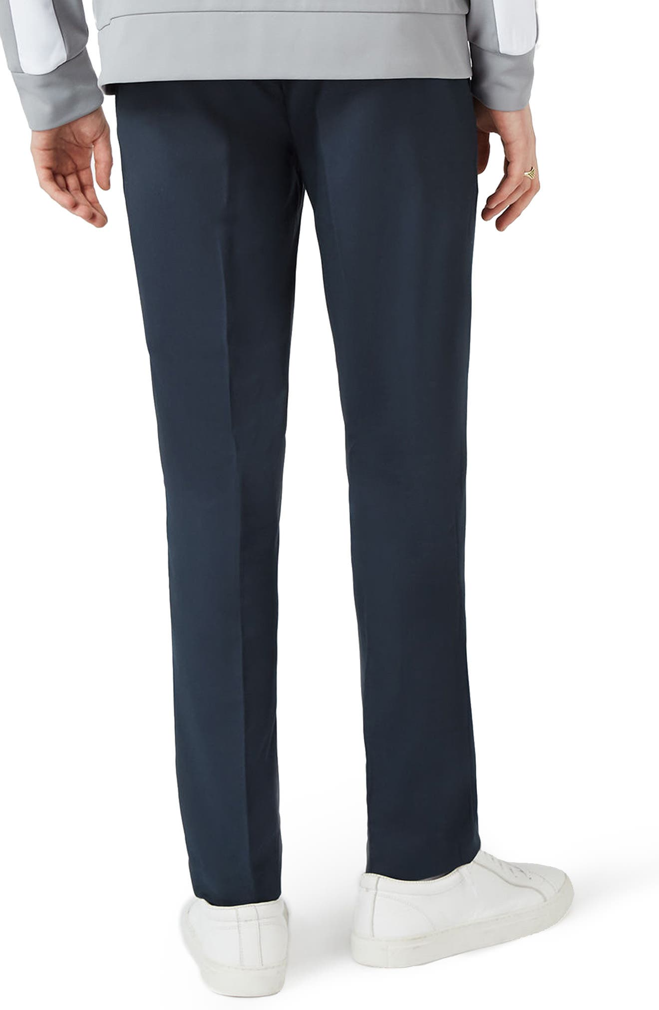 Skinny Fit Suit Trousers,                             Alternate thumbnail 2, color,                             420
