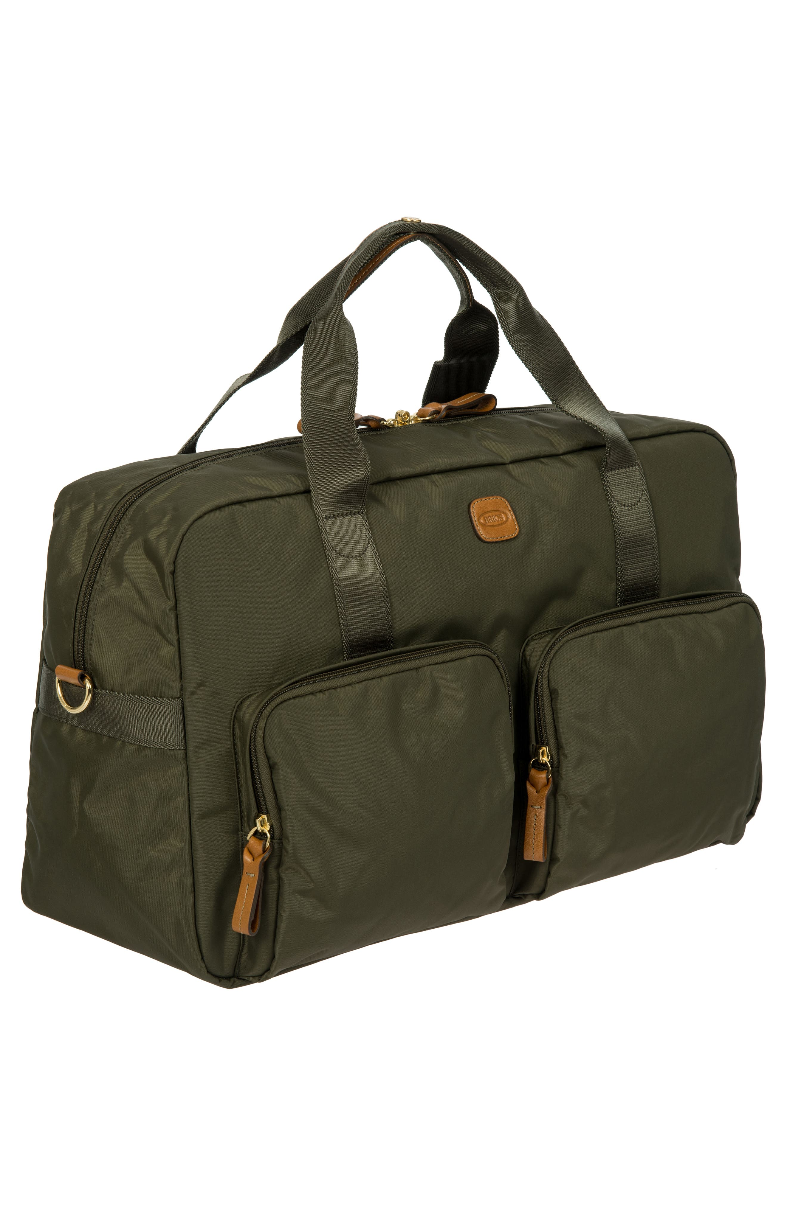 X-Bag Boarding 18-Inch Duffel Bag,                             Alternate thumbnail 6, color,                             OLIVE