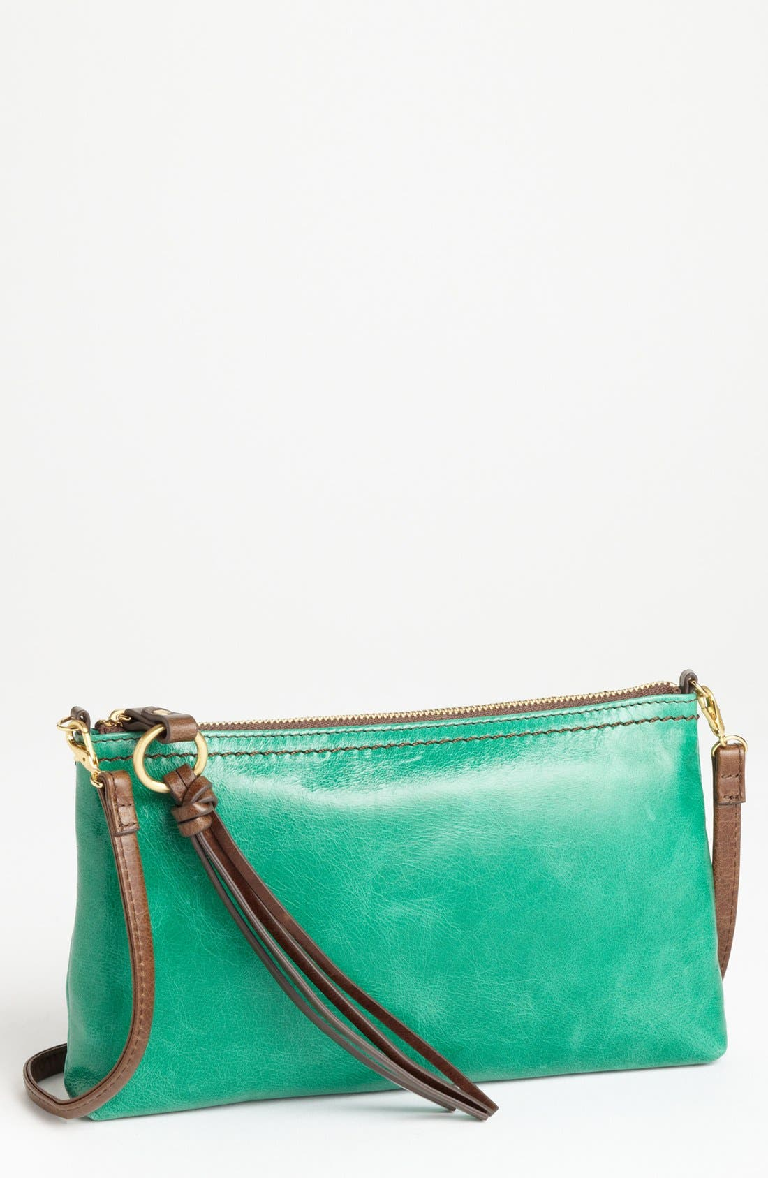 'Darcy' Leather Crossbody Bag,                             Main thumbnail 17, color,