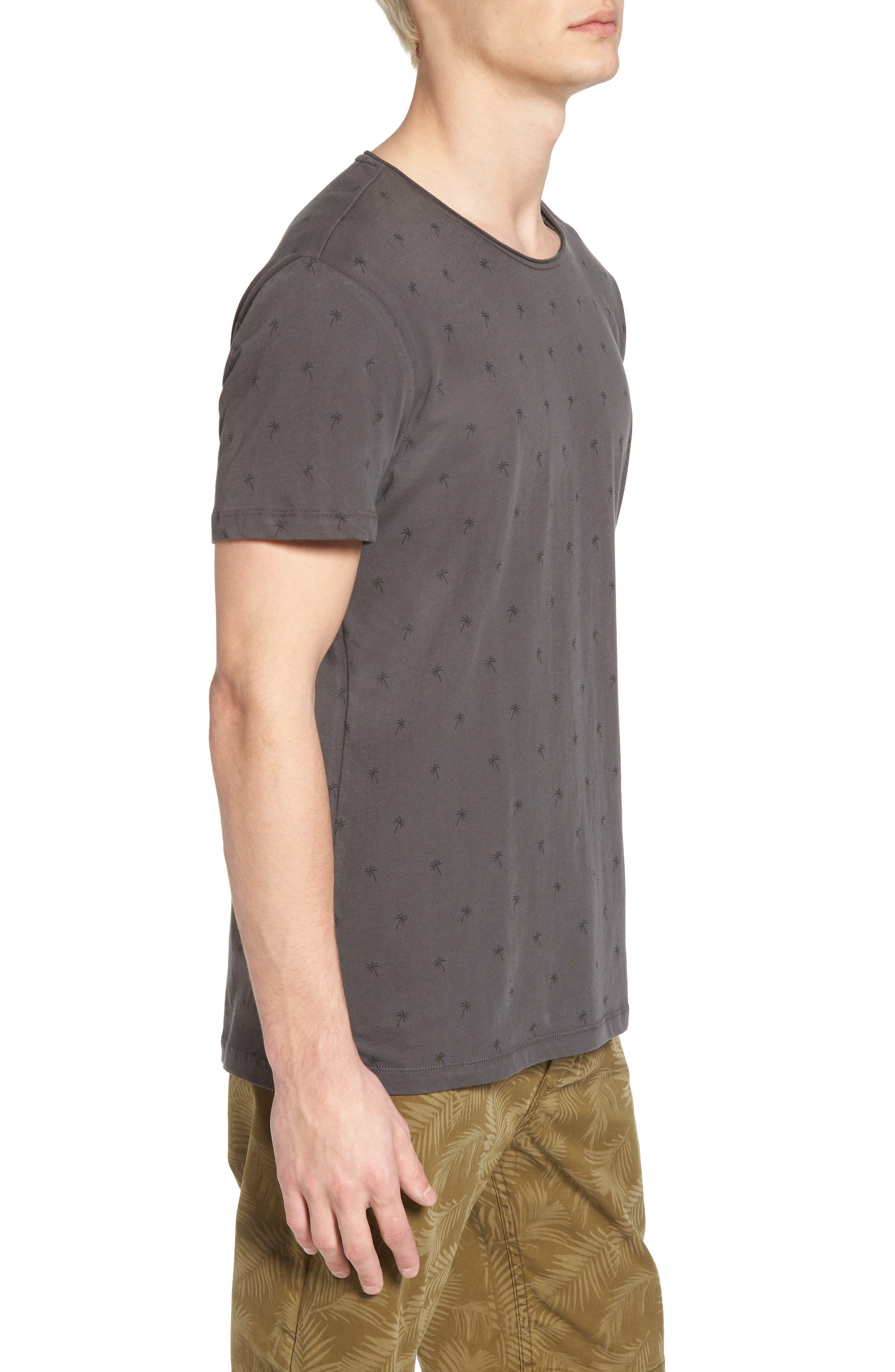 Lightweight T-Shirt,                             Alternate thumbnail 3, color,                             021