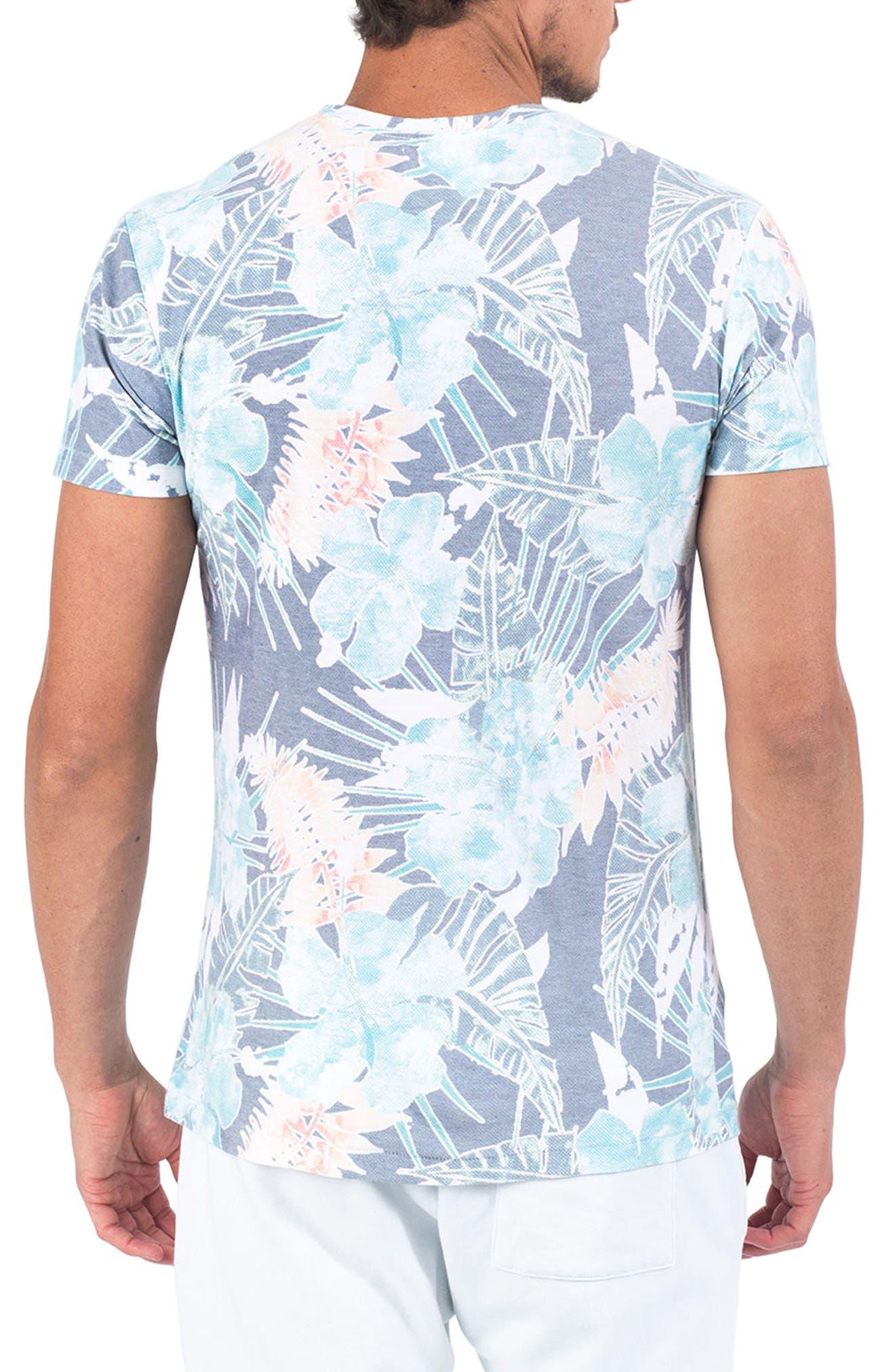 Botanica Verde T-Shirt,                             Alternate thumbnail 2, color,                             100