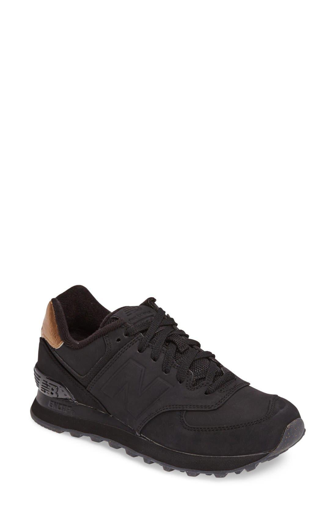 Q416 Retro 574 Sneaker,                             Main thumbnail 1, color,                             009