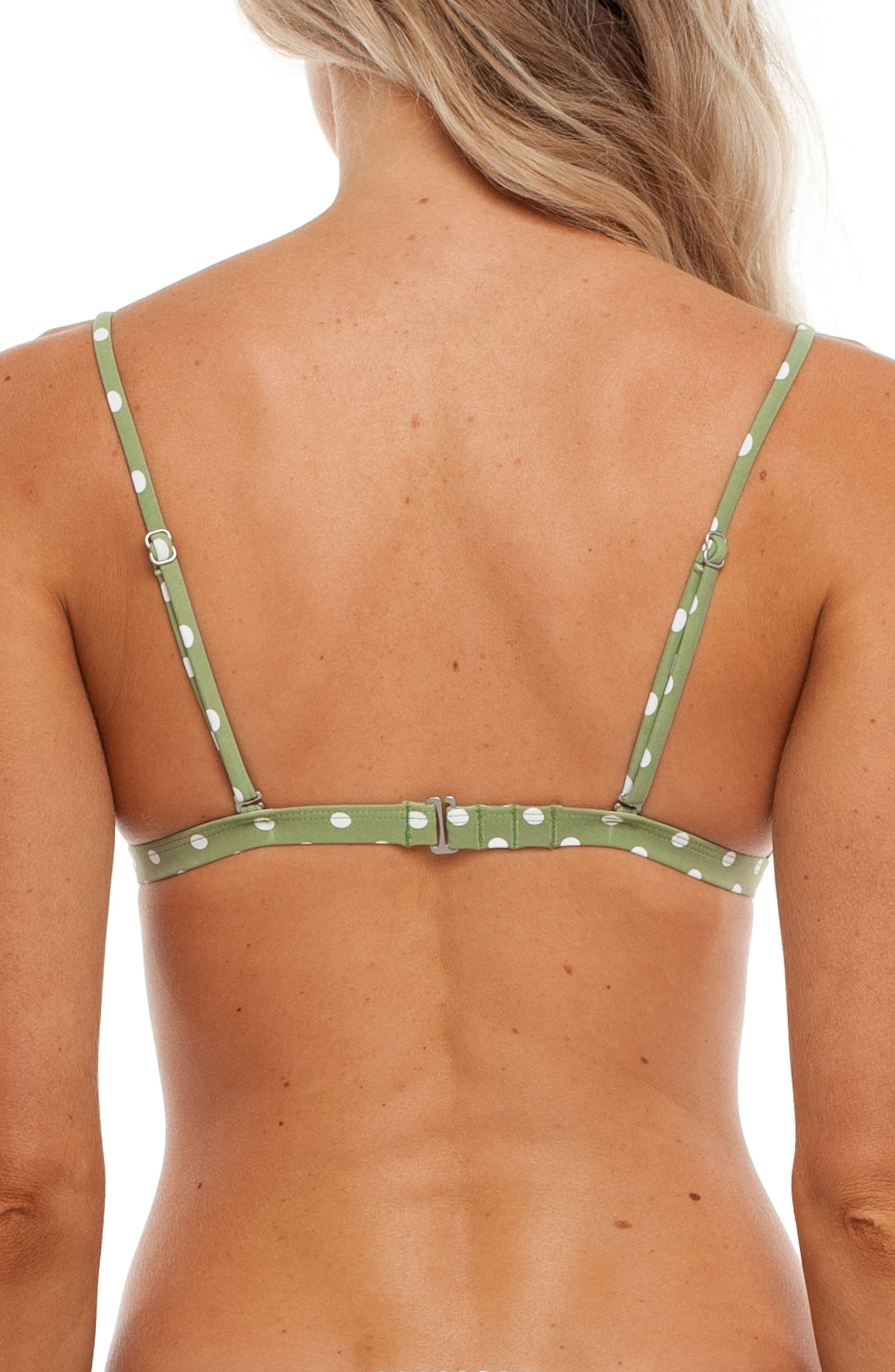 Acapulco Bralette Bikini Top,                             Alternate thumbnail 2, color,