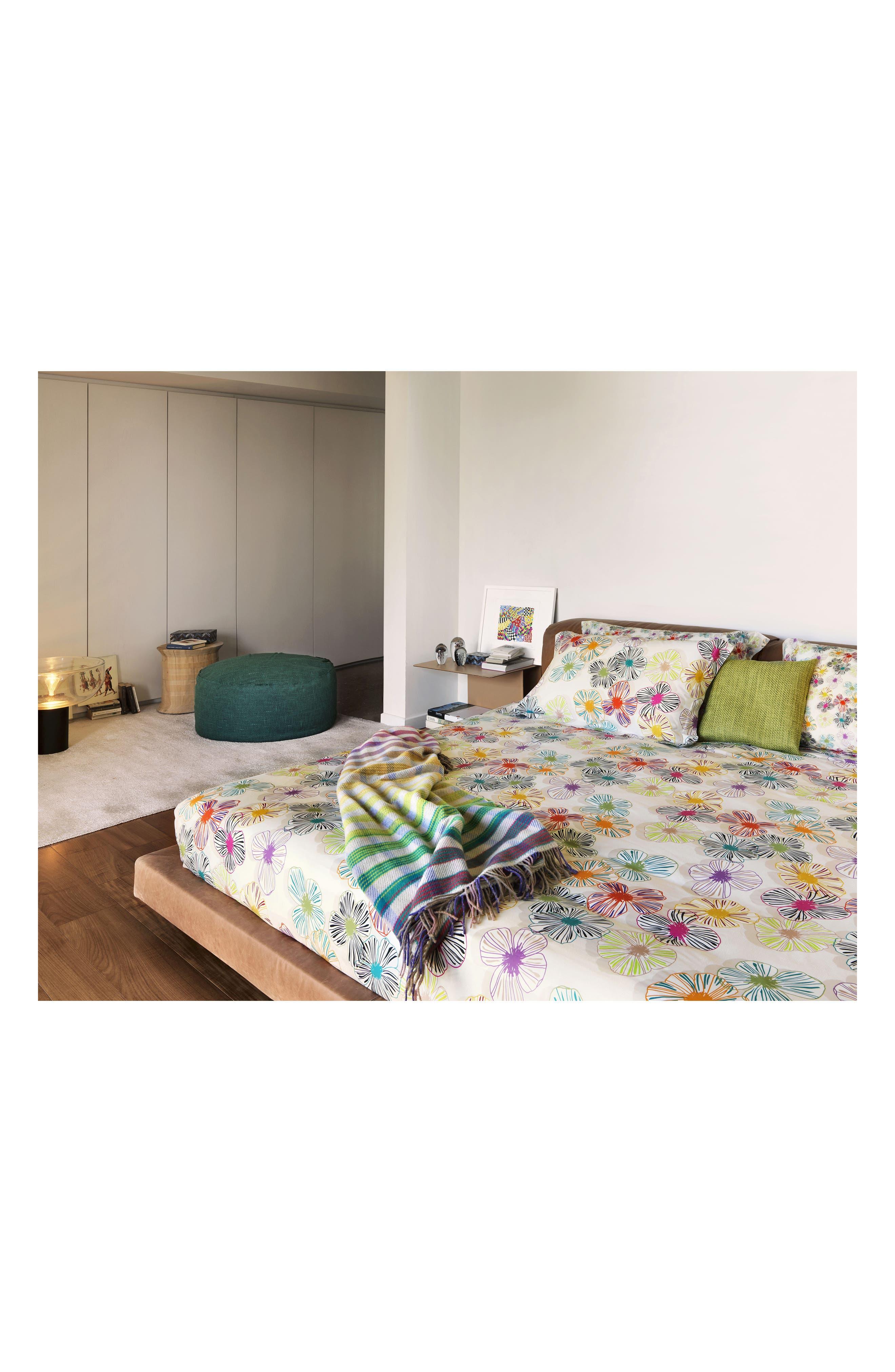 Tiziano Wool Throw Blanket,                             Alternate thumbnail 4, color,                             250