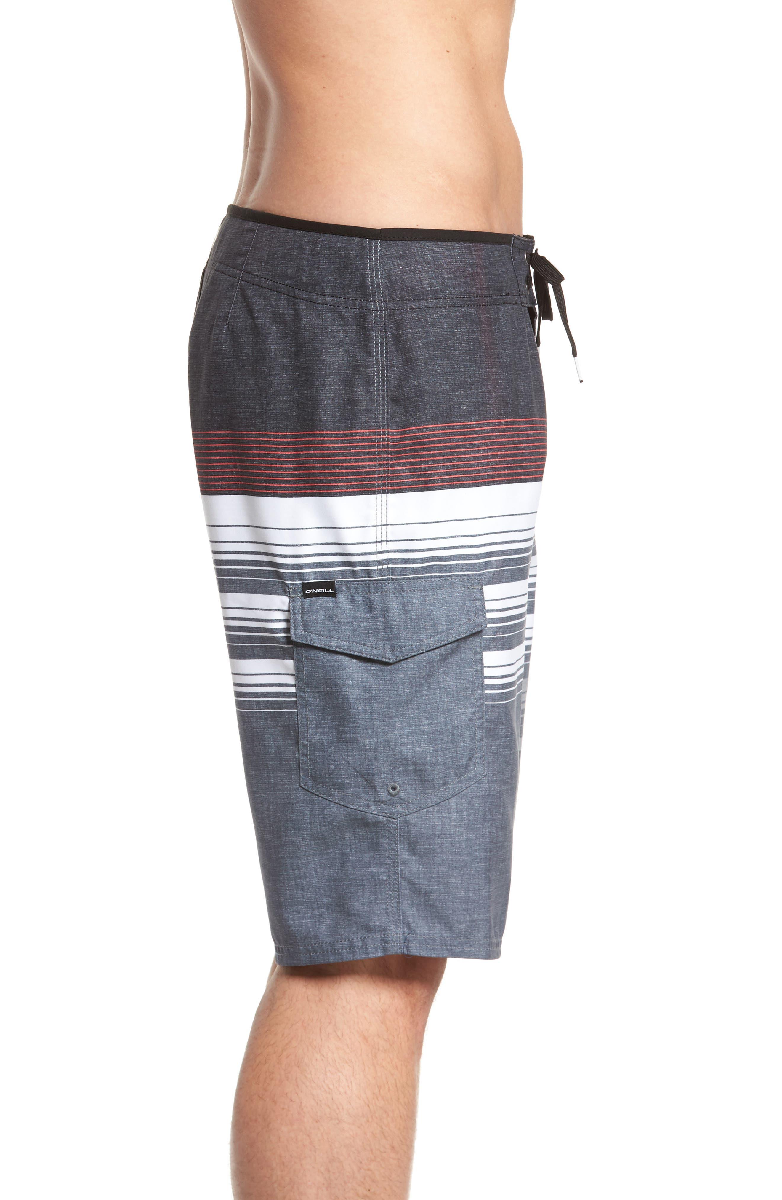 Lennox Board Shorts,                             Alternate thumbnail 3, color,                             020