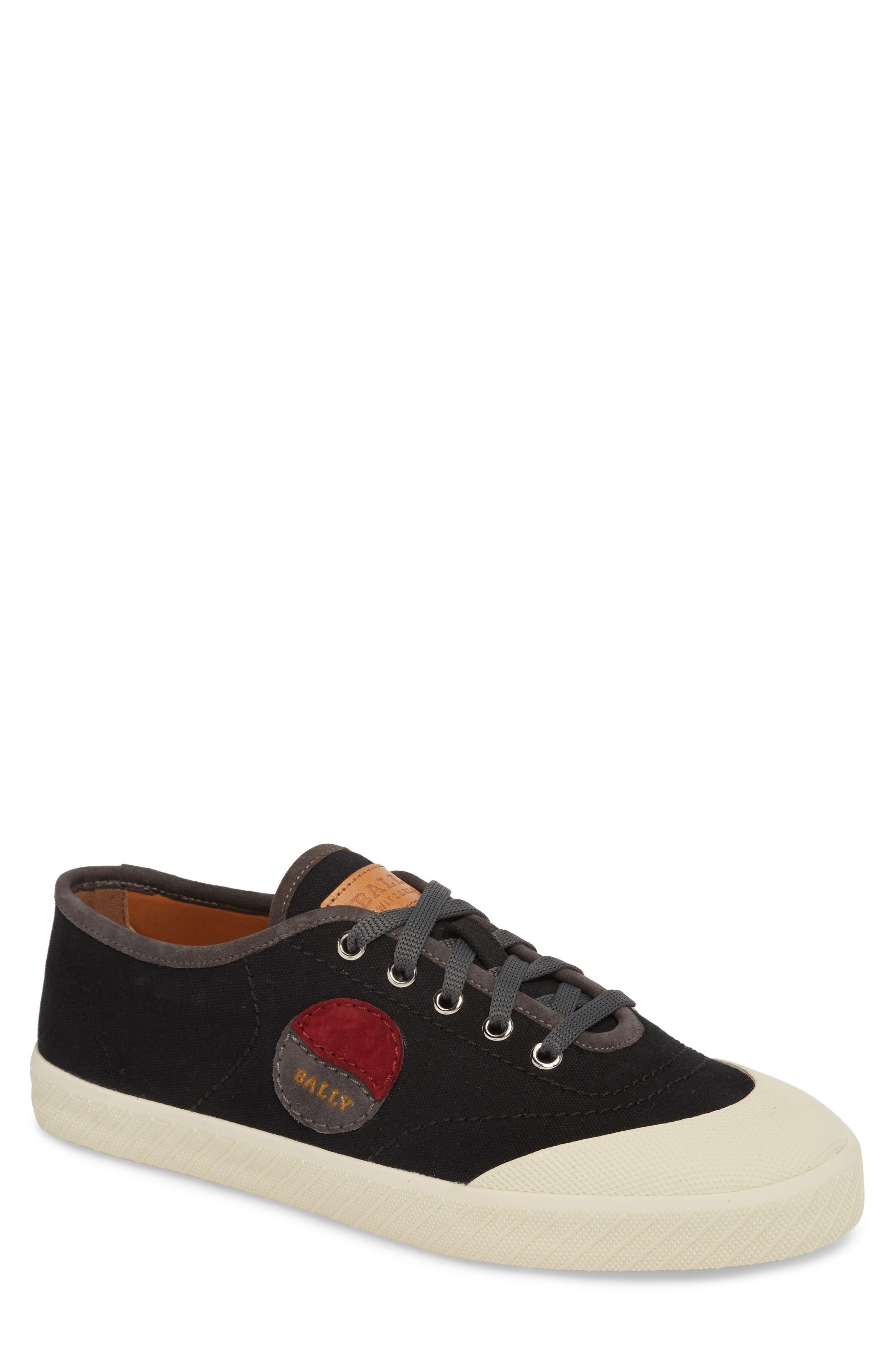 Silio Low Top Sneaker,                             Main thumbnail 1, color,                             001